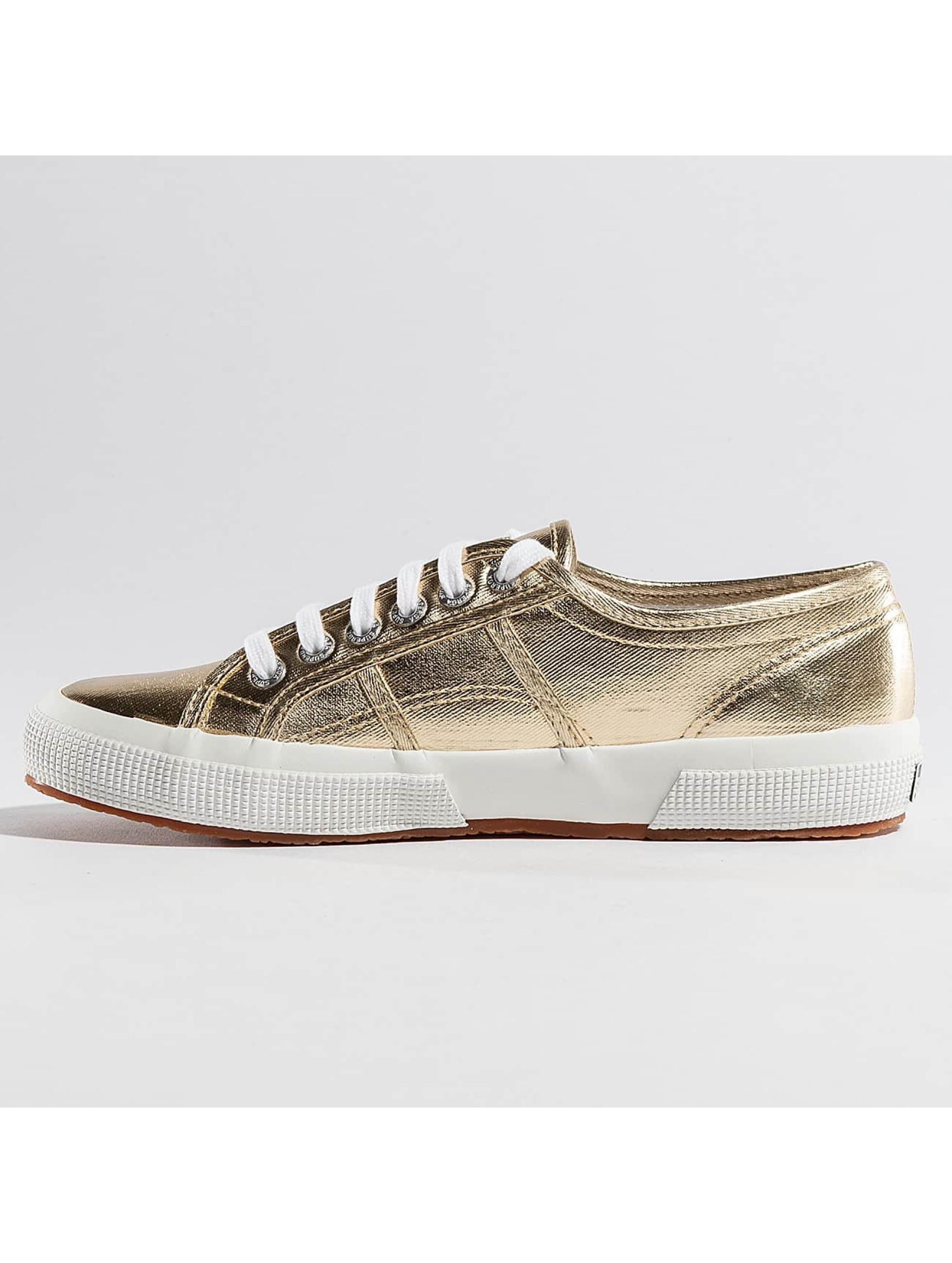 Superga Sneakers 2750 Cotmetu gold