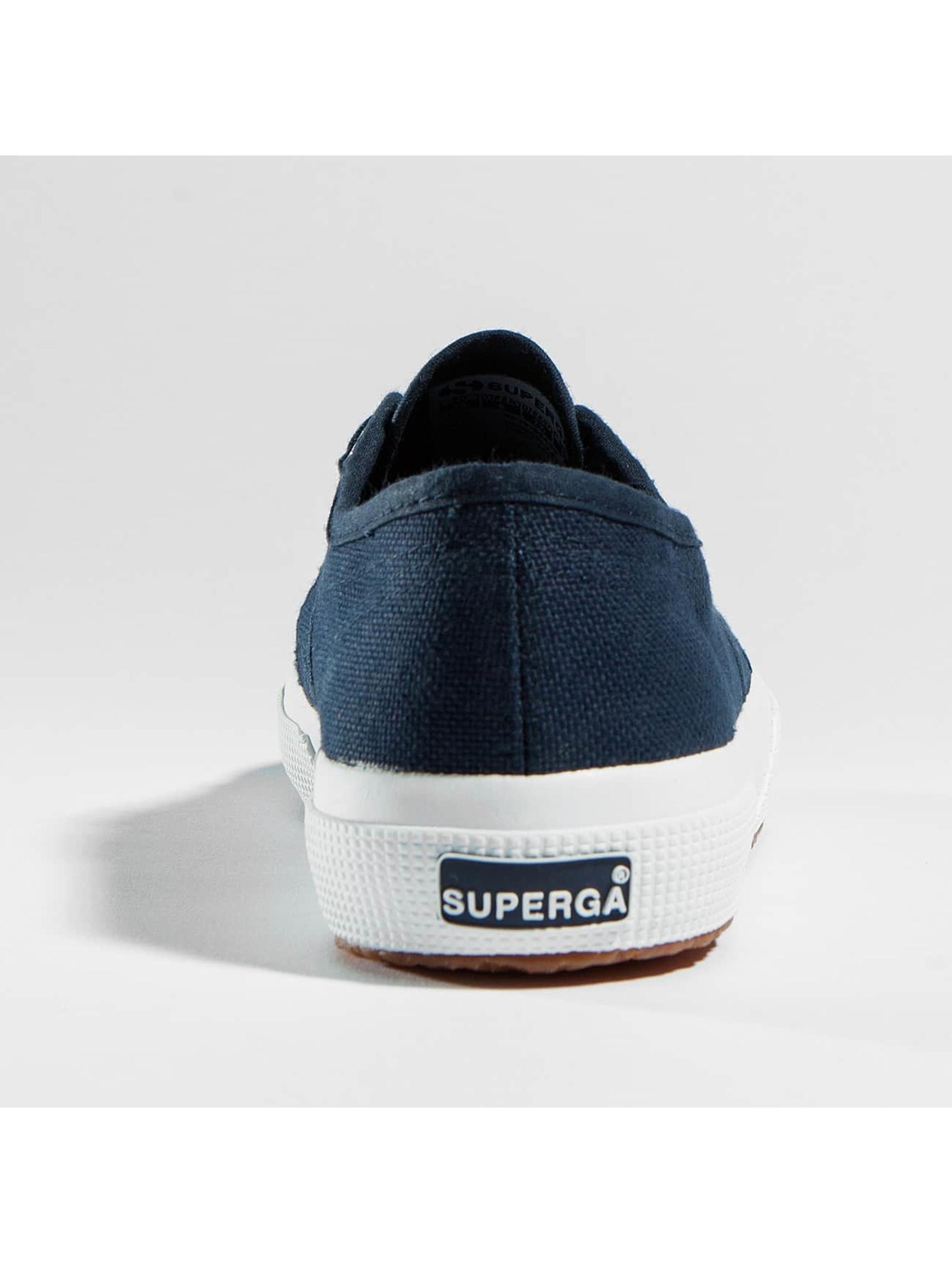 Superga Sneakers 2750 Cotu modrá