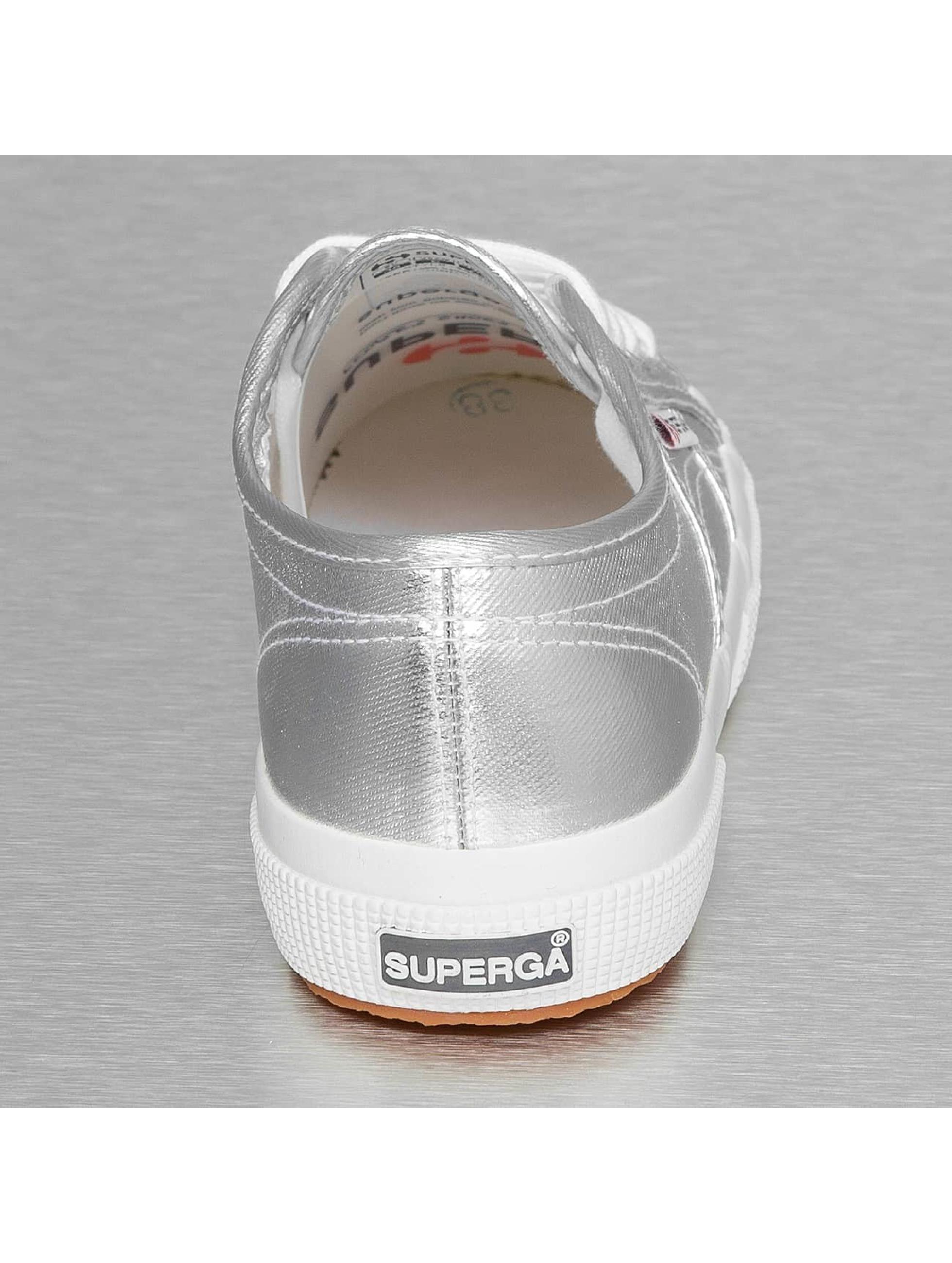 Superga Sneakers 2750 Cotmetu sølv