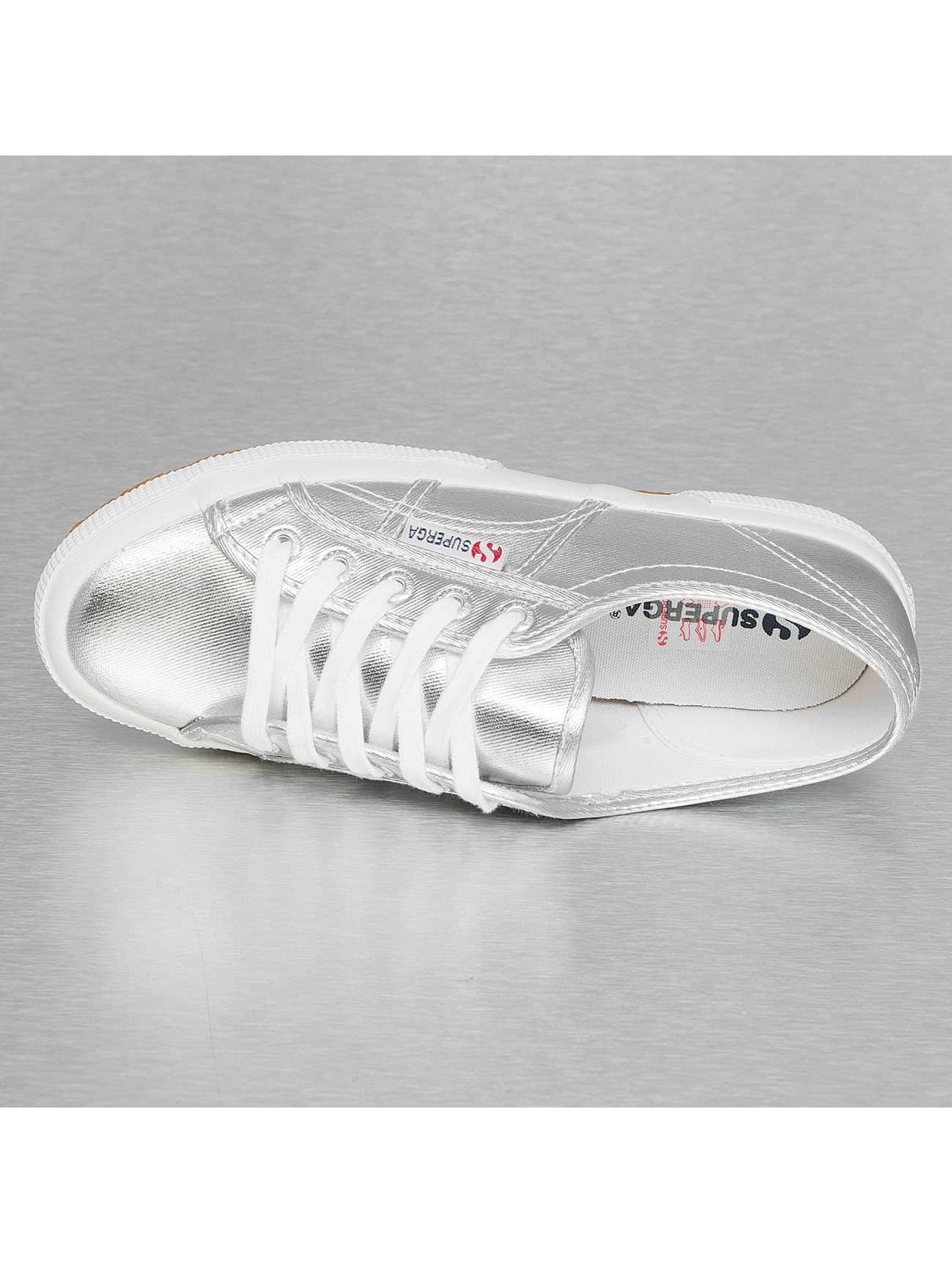 Superga Sneakers 2750 Cotmetu silver