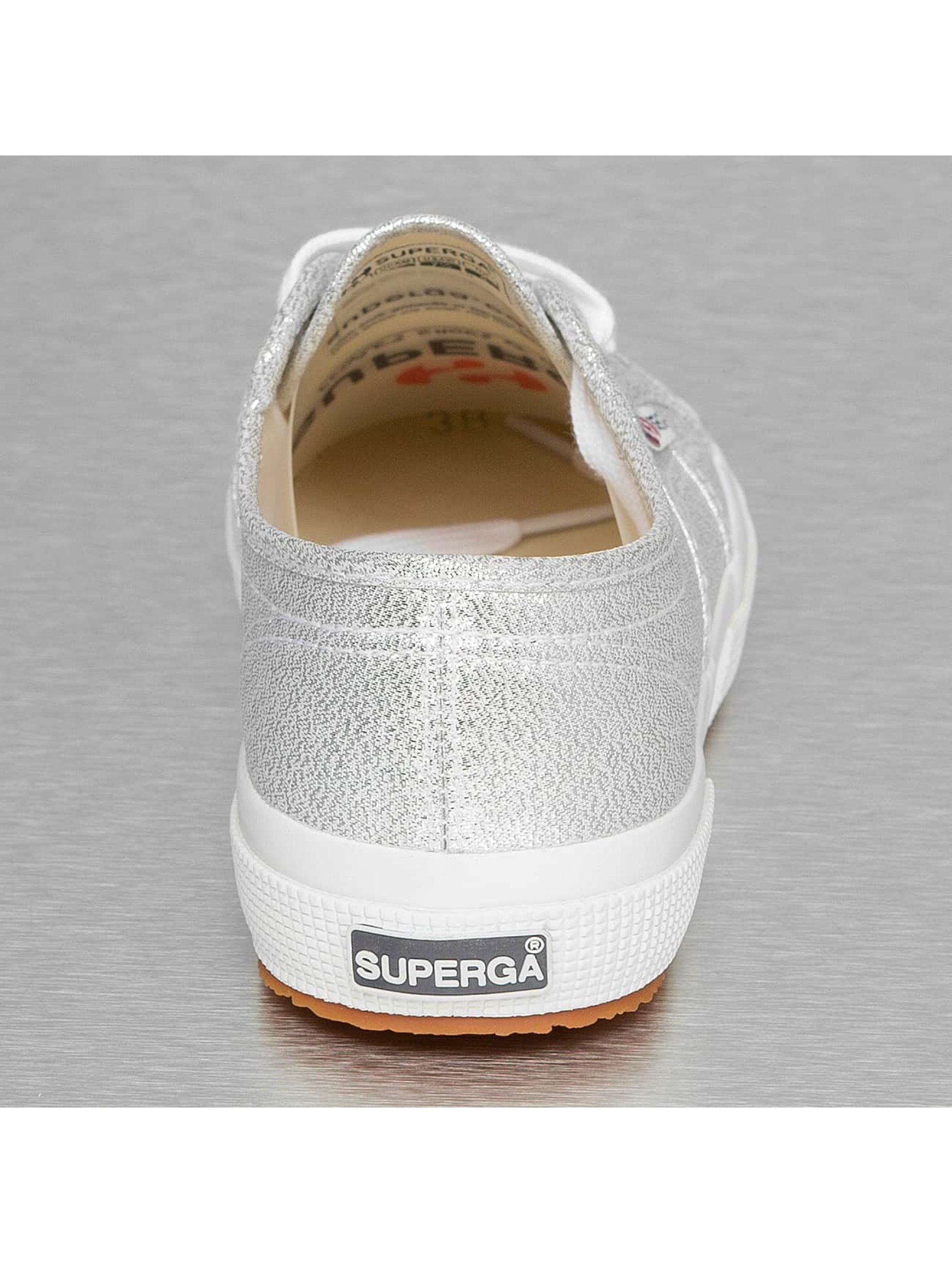 Superga Sneakers 2750 Lamew silver colored