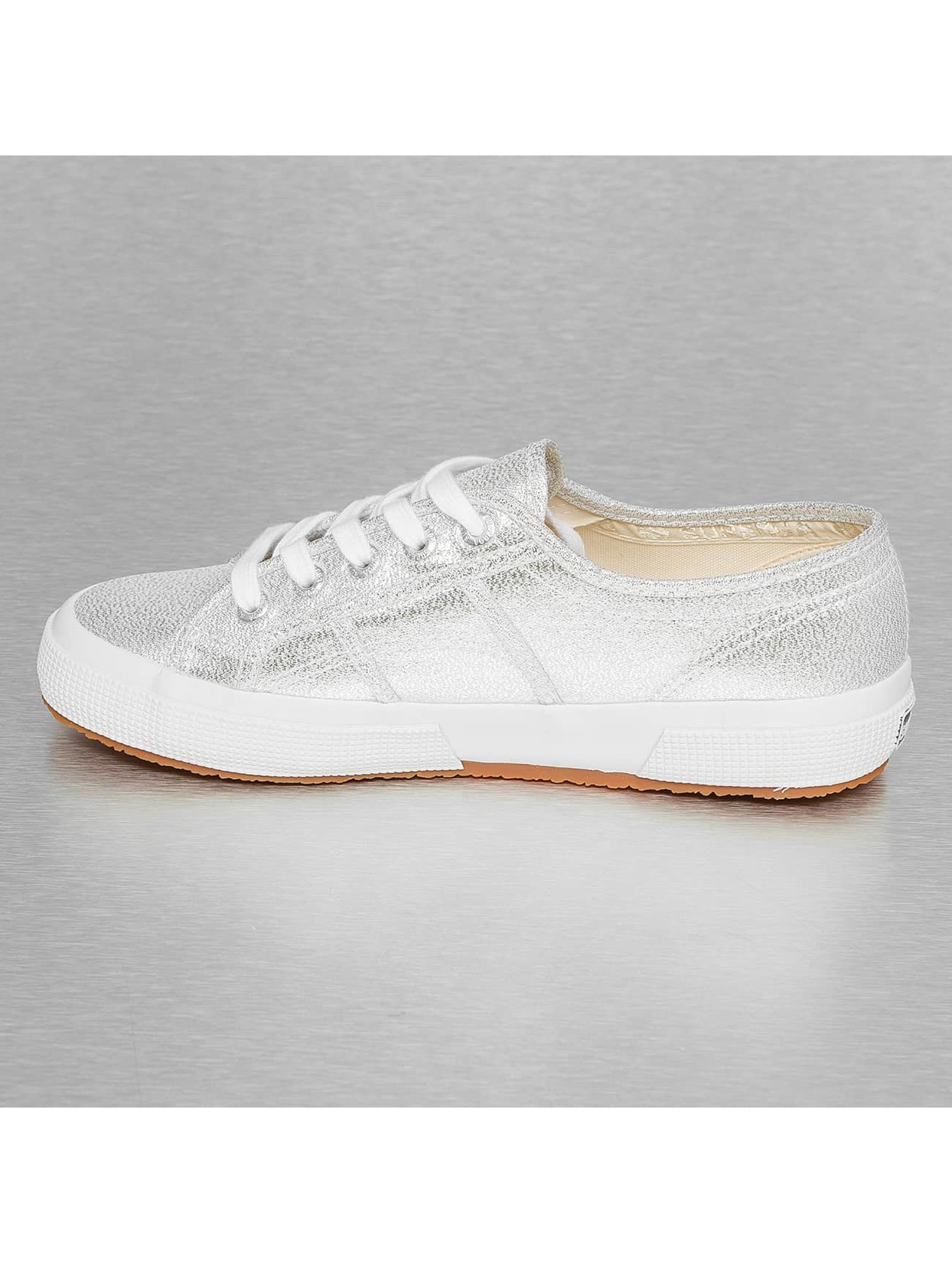 Superga Sneakers 2750 Lamew strieborná