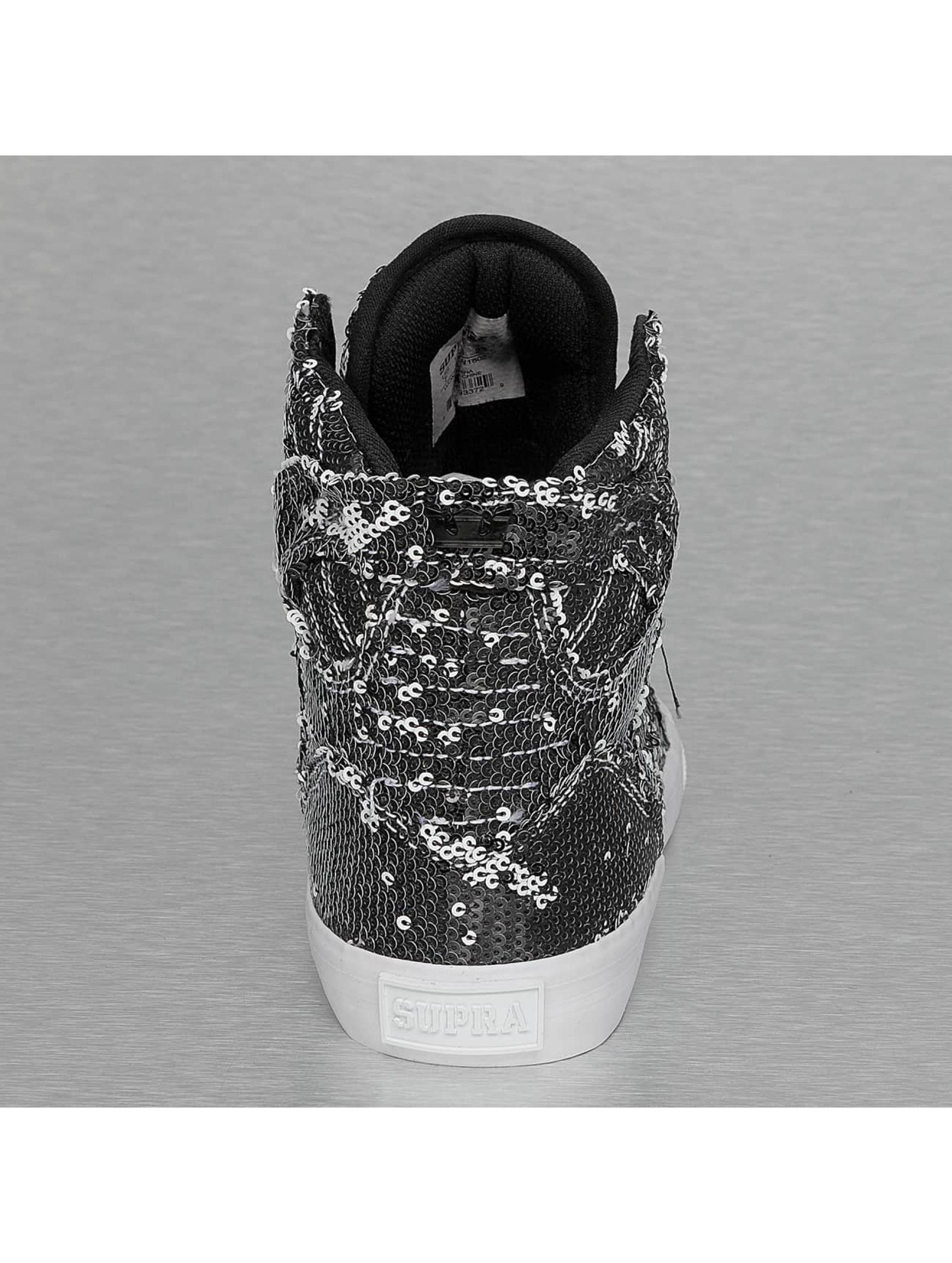 Supra Сникеры Skytop Skate черный