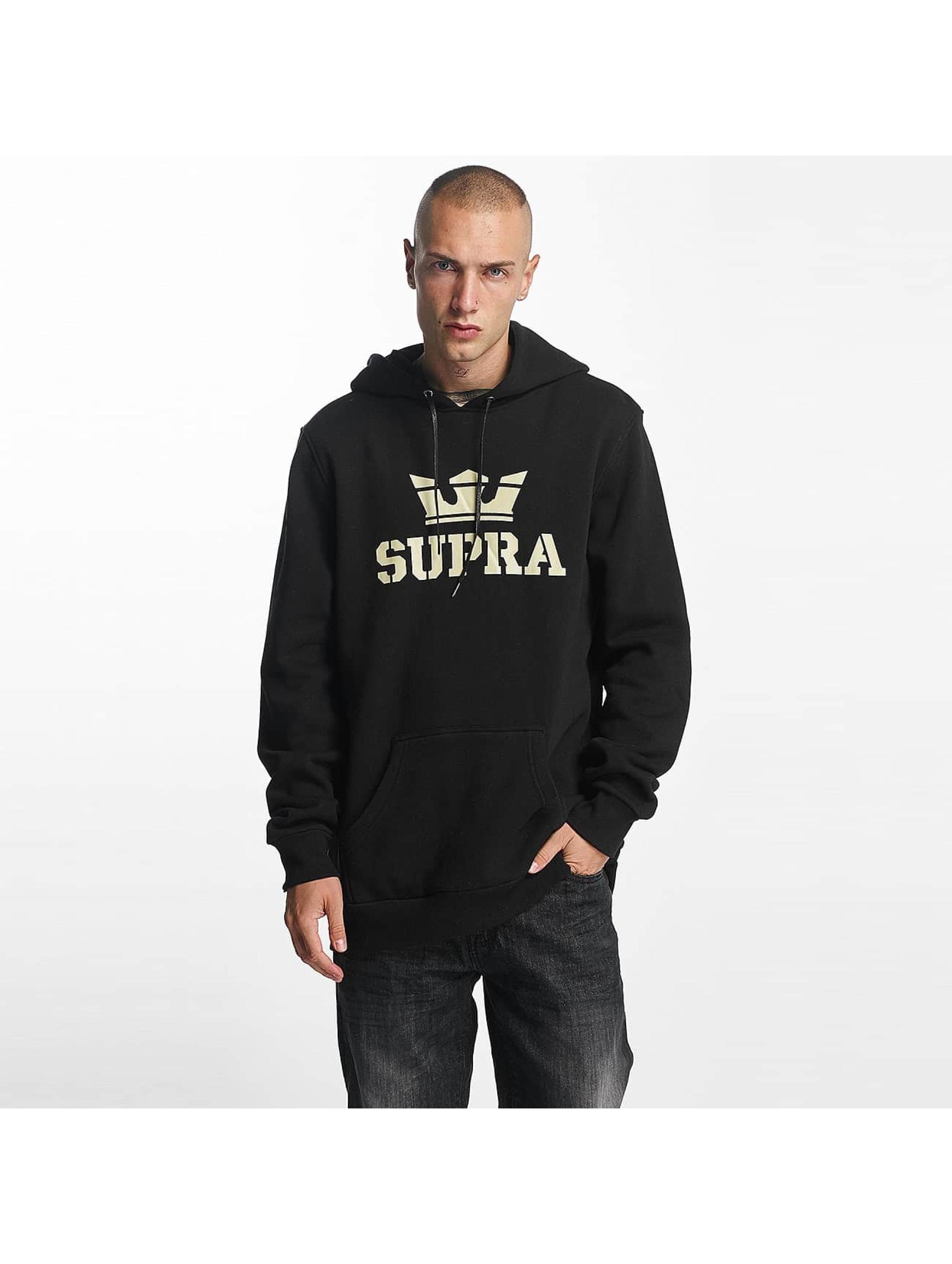 Supra heren hoody Above - zwart