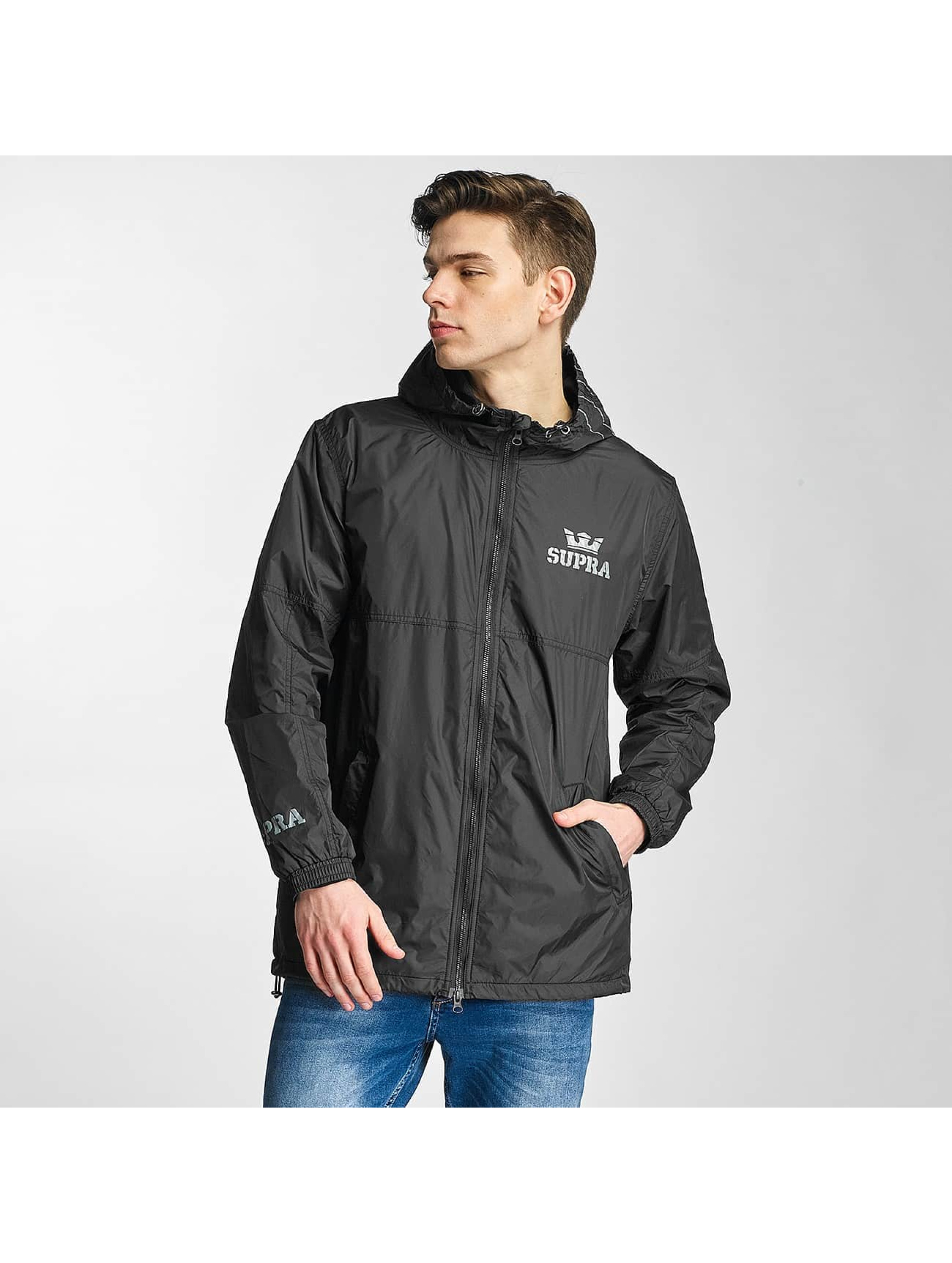 Supra Lightweight Jacket Dash black