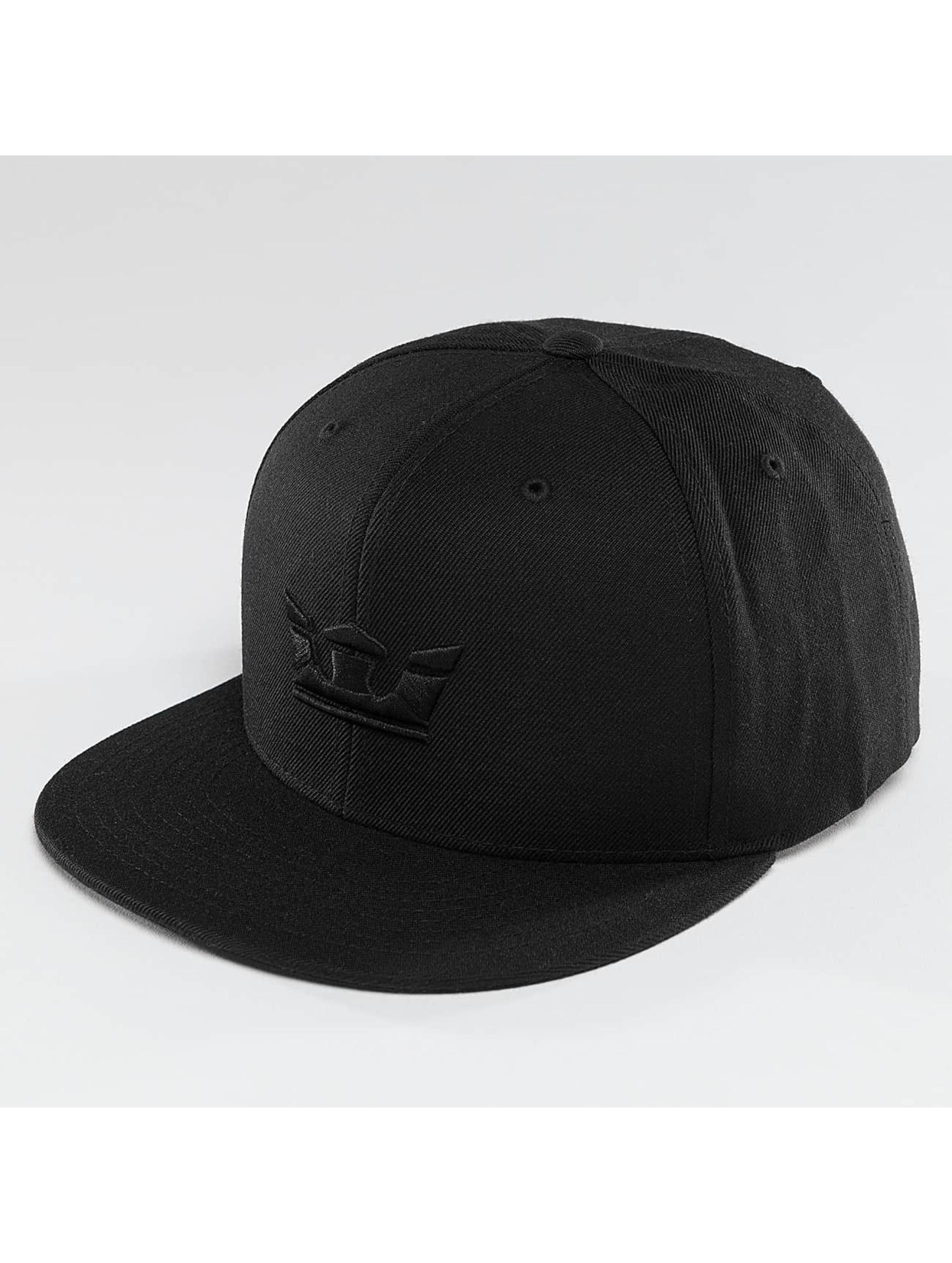 Supra Snapback Caps Icon čern