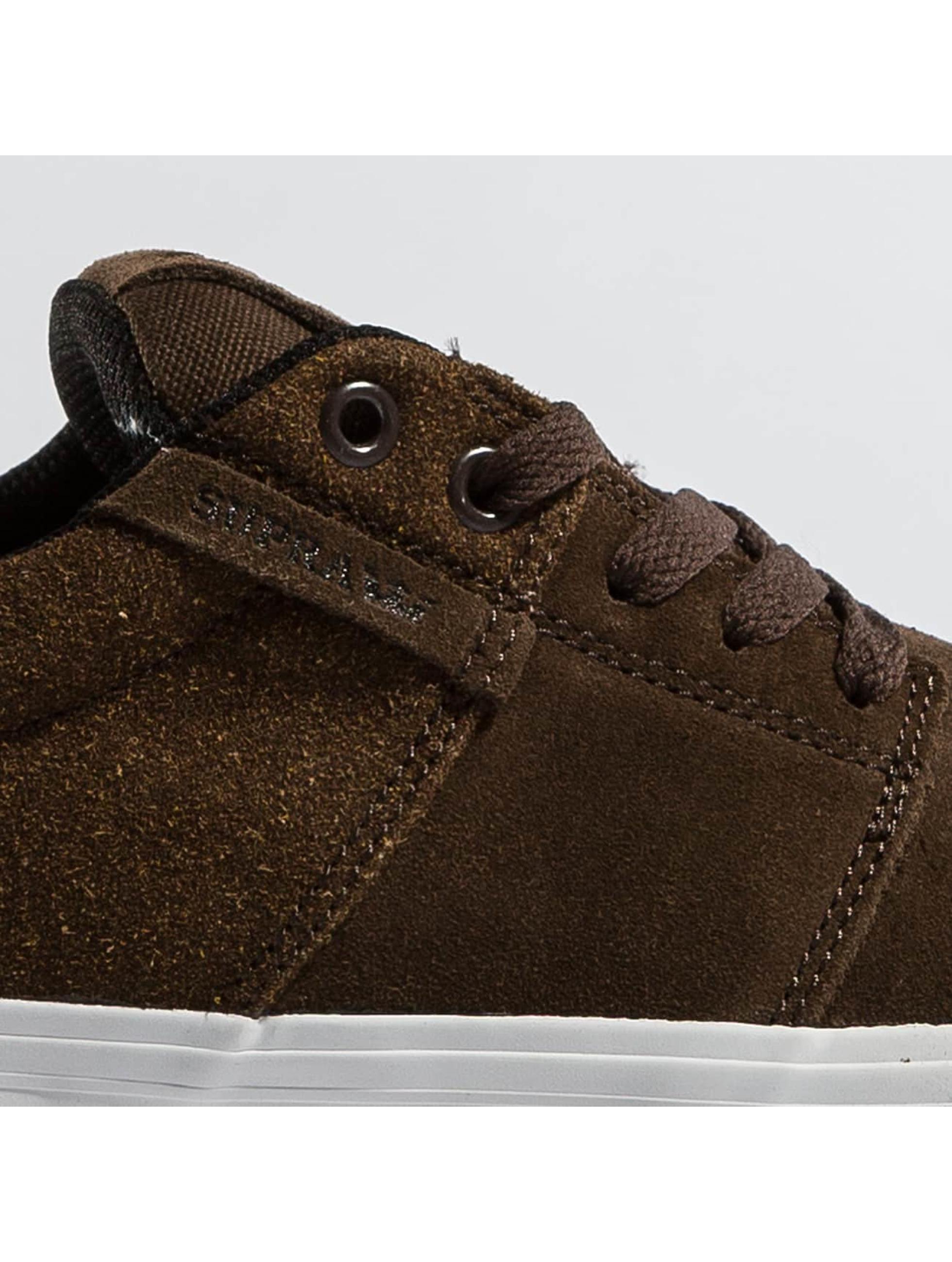 Supra Sneaker Stacks Vulc II braun