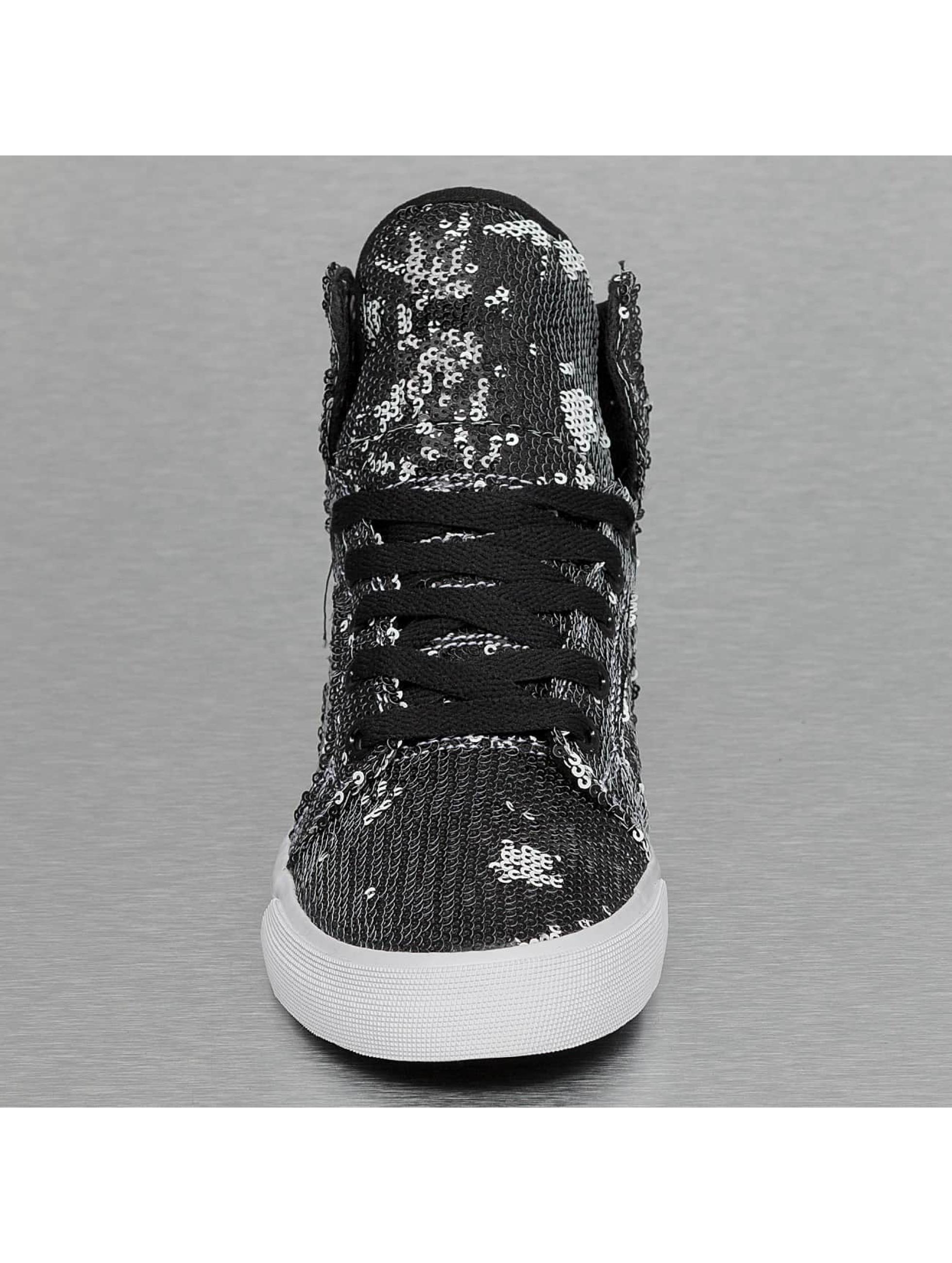 Supra Sneaker Skytop Skate schwarz