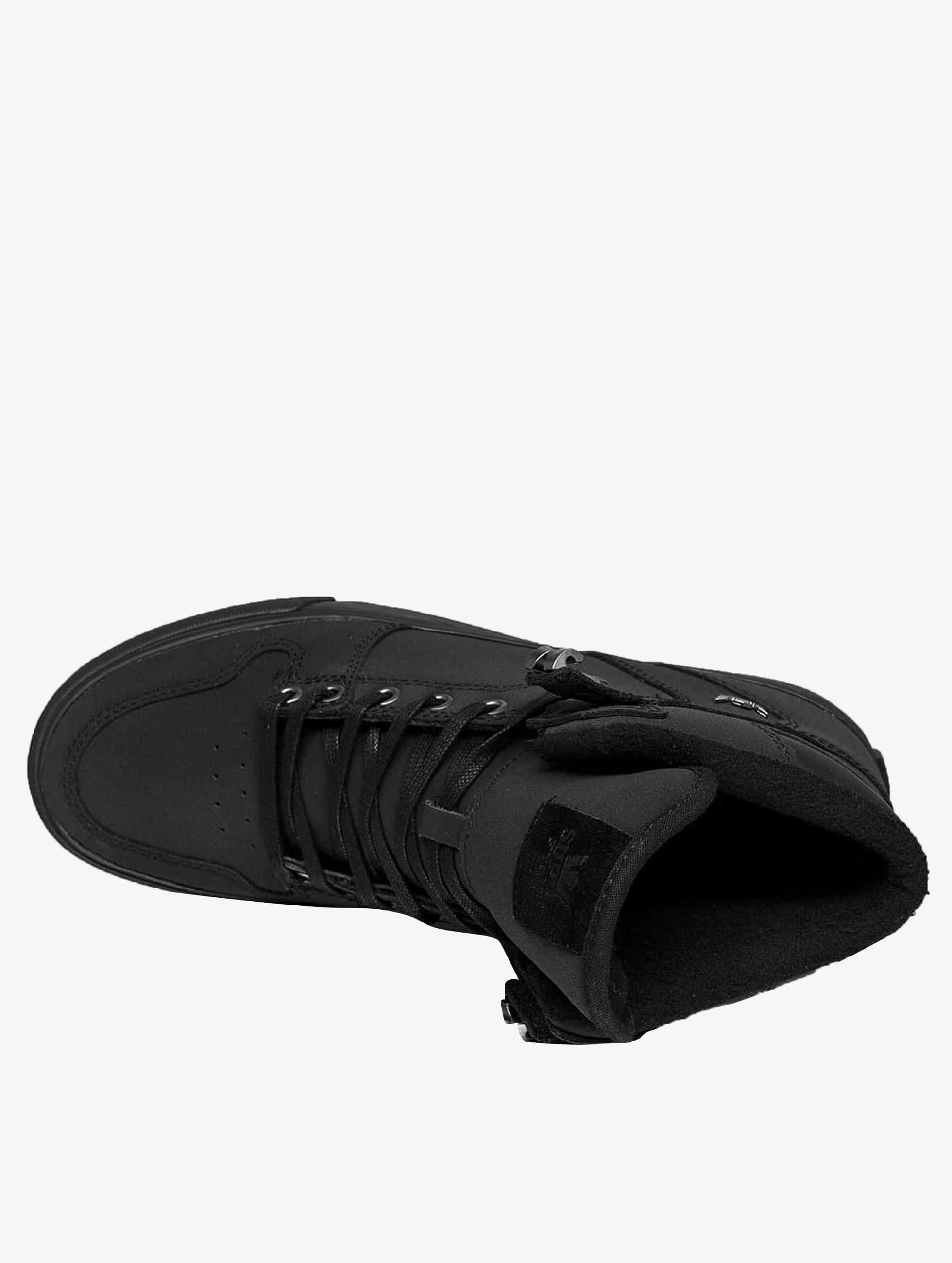Supra Sneaker Vaider Winter schwarz