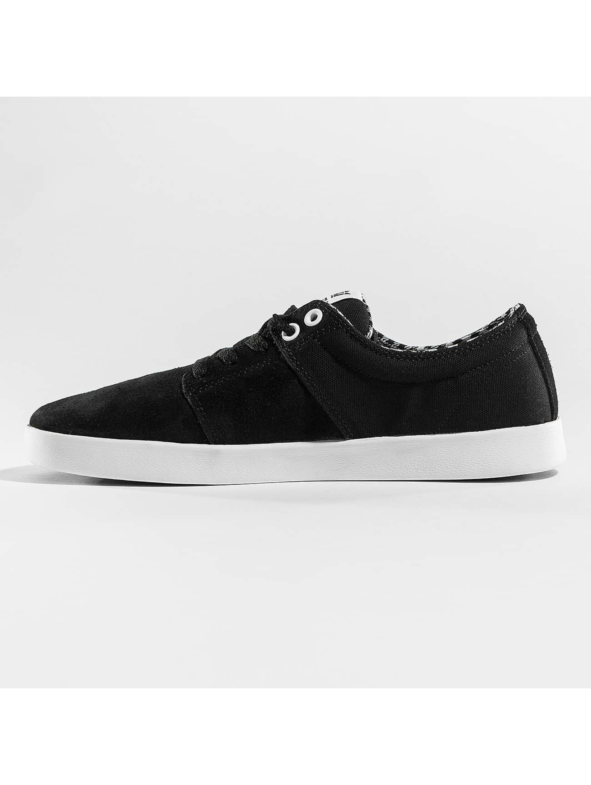 Supra Sneaker Stacks II schwarz