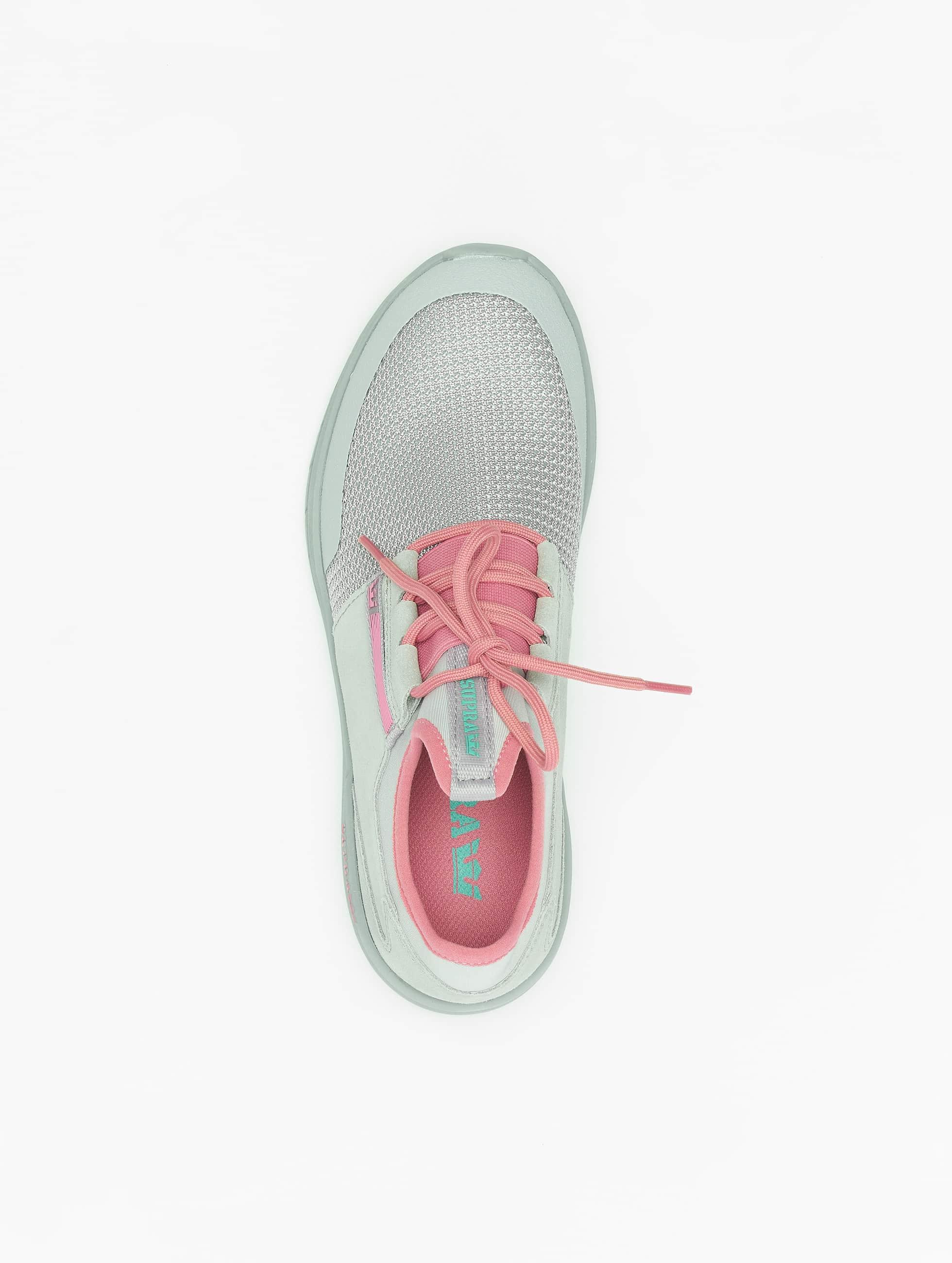 Supra Sneakers Flow Run šedá