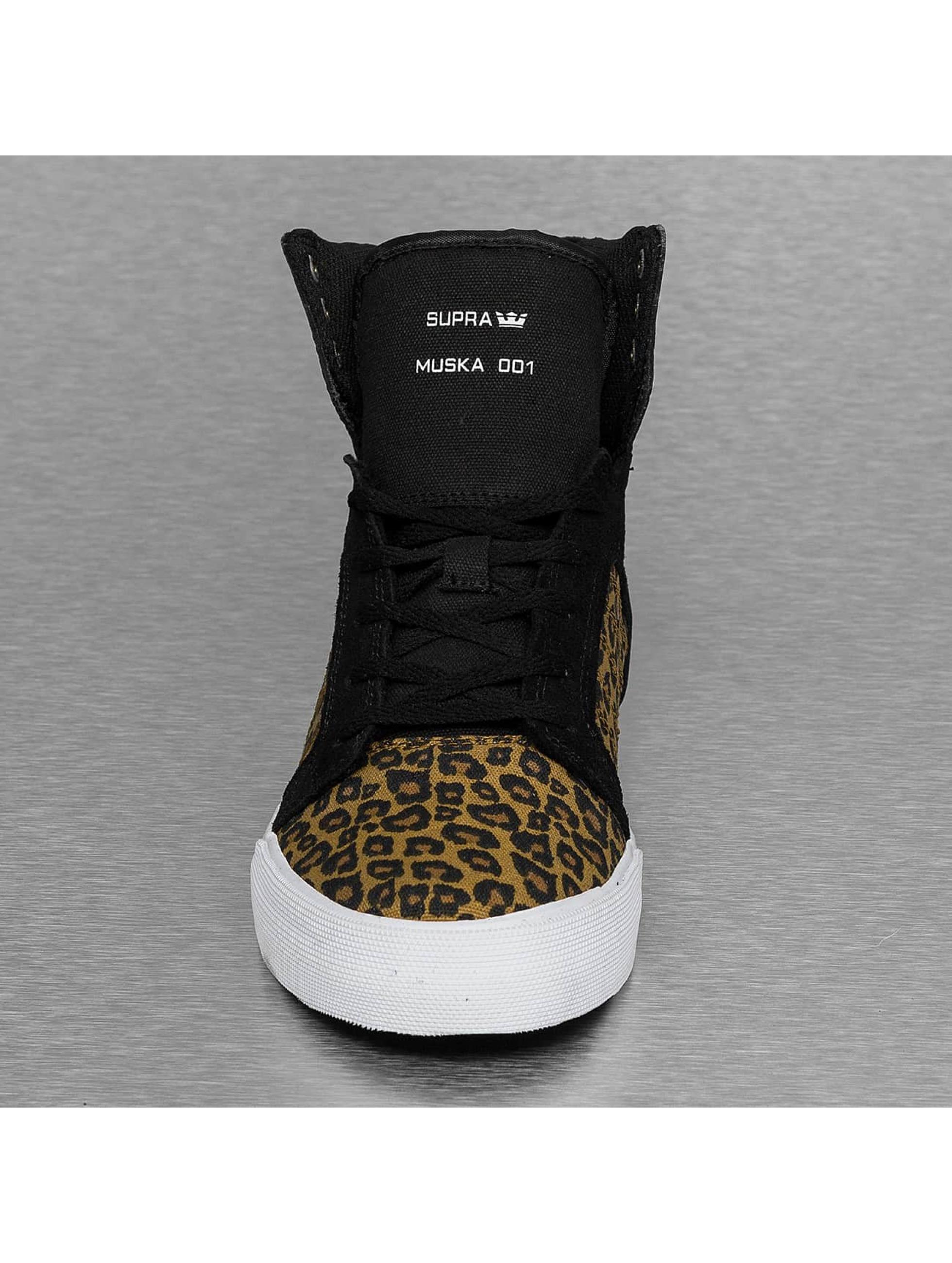 Supra Sneakers Skytop black