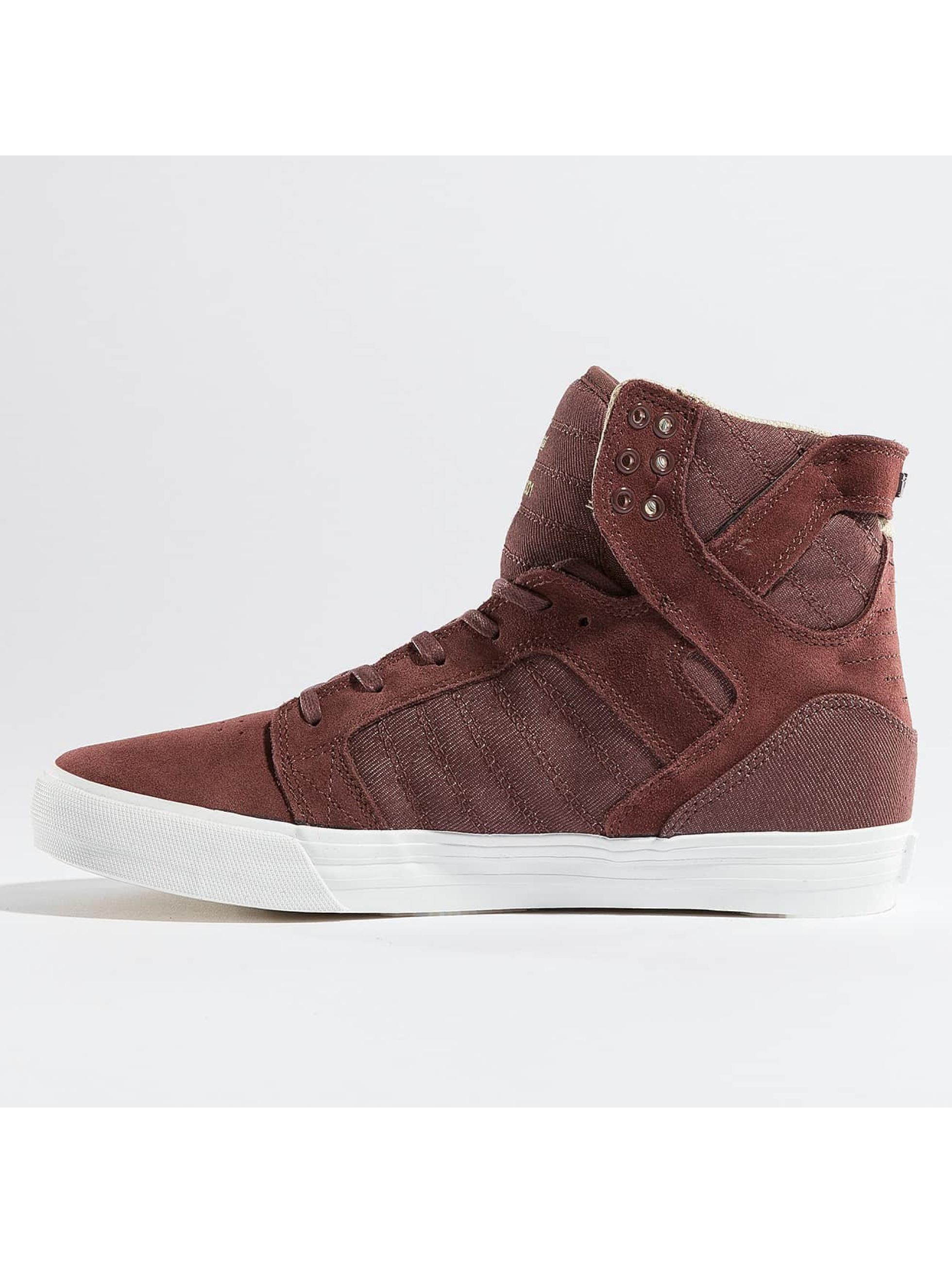 Supra Sneakers Skytop brun