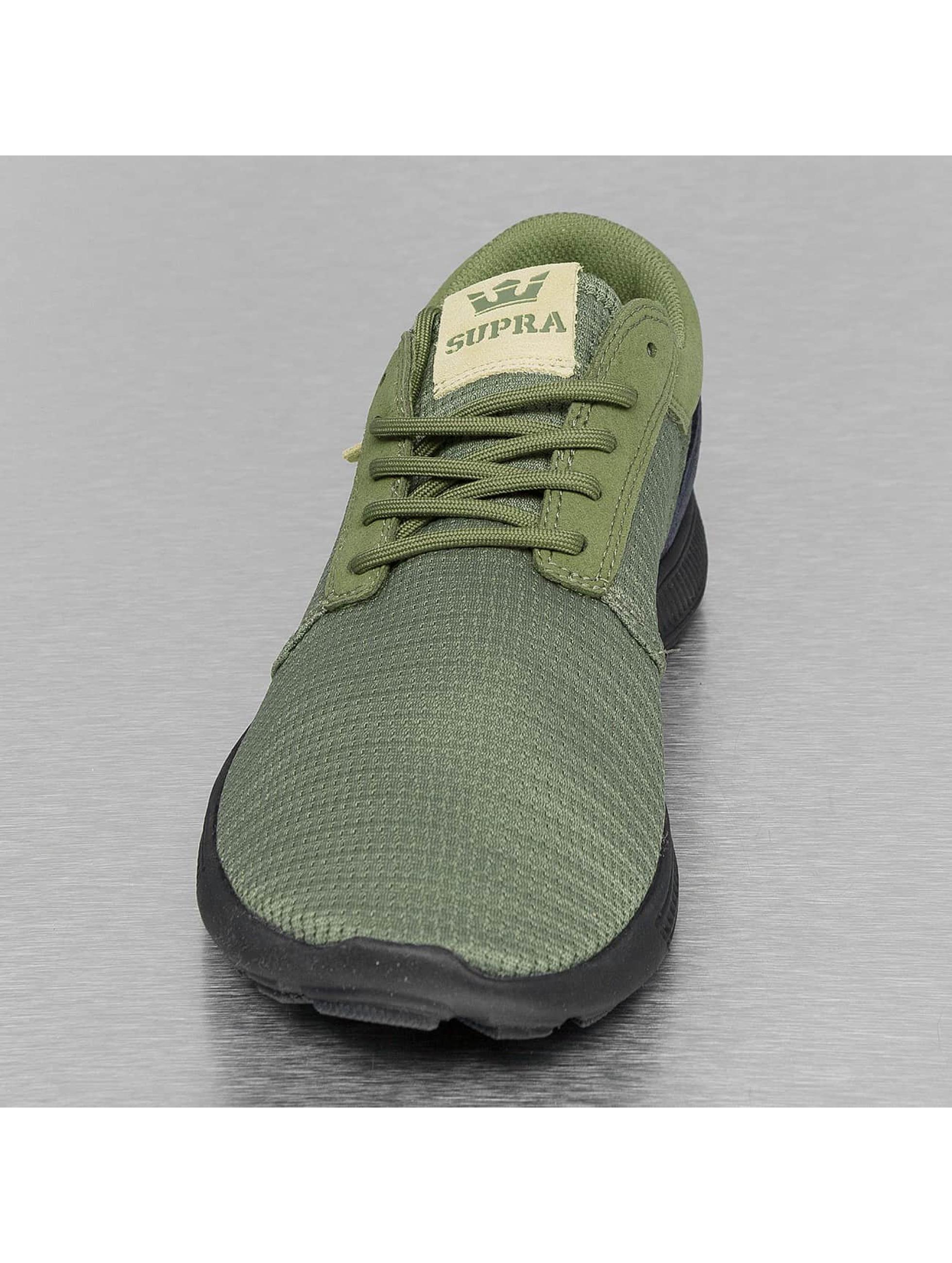 Supra Sneakers Hammer Run olivová