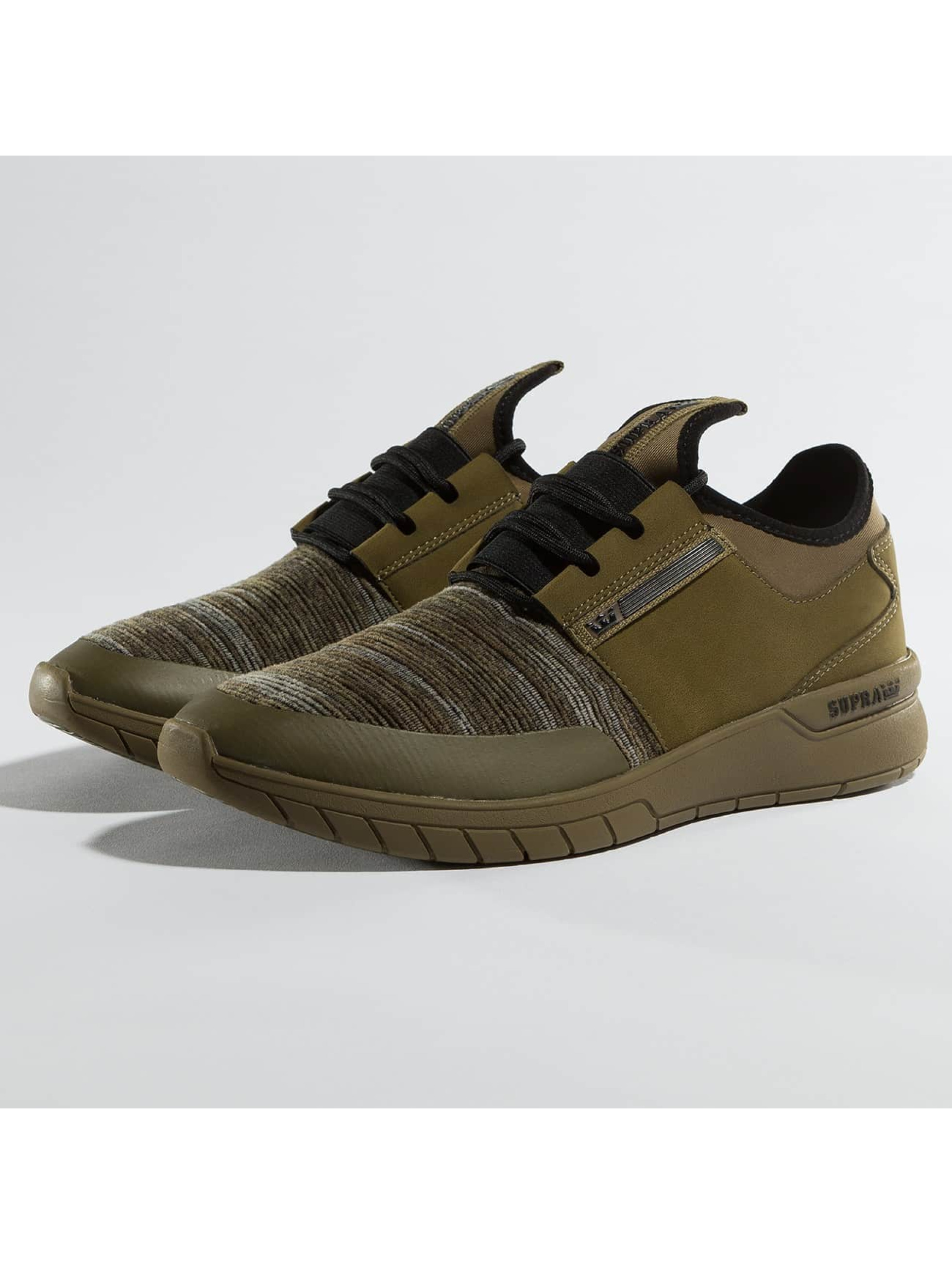 Supra Sneakers Flow Run olivová