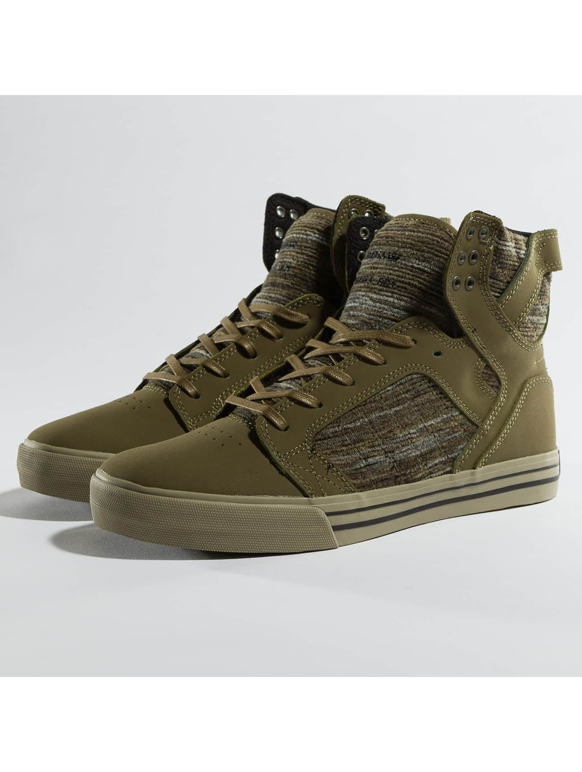 Supra Sneakers Skytop olivová