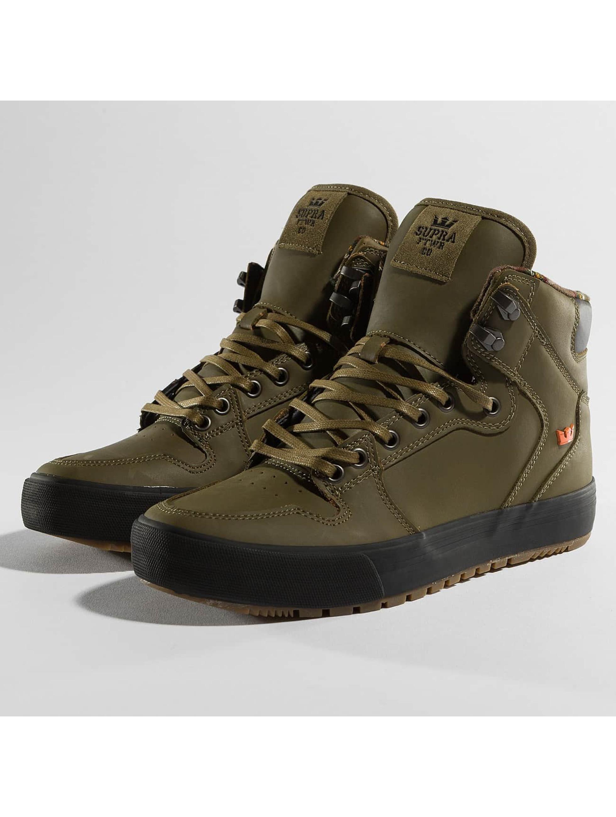 Supra Sneakers Vaider CW olivová