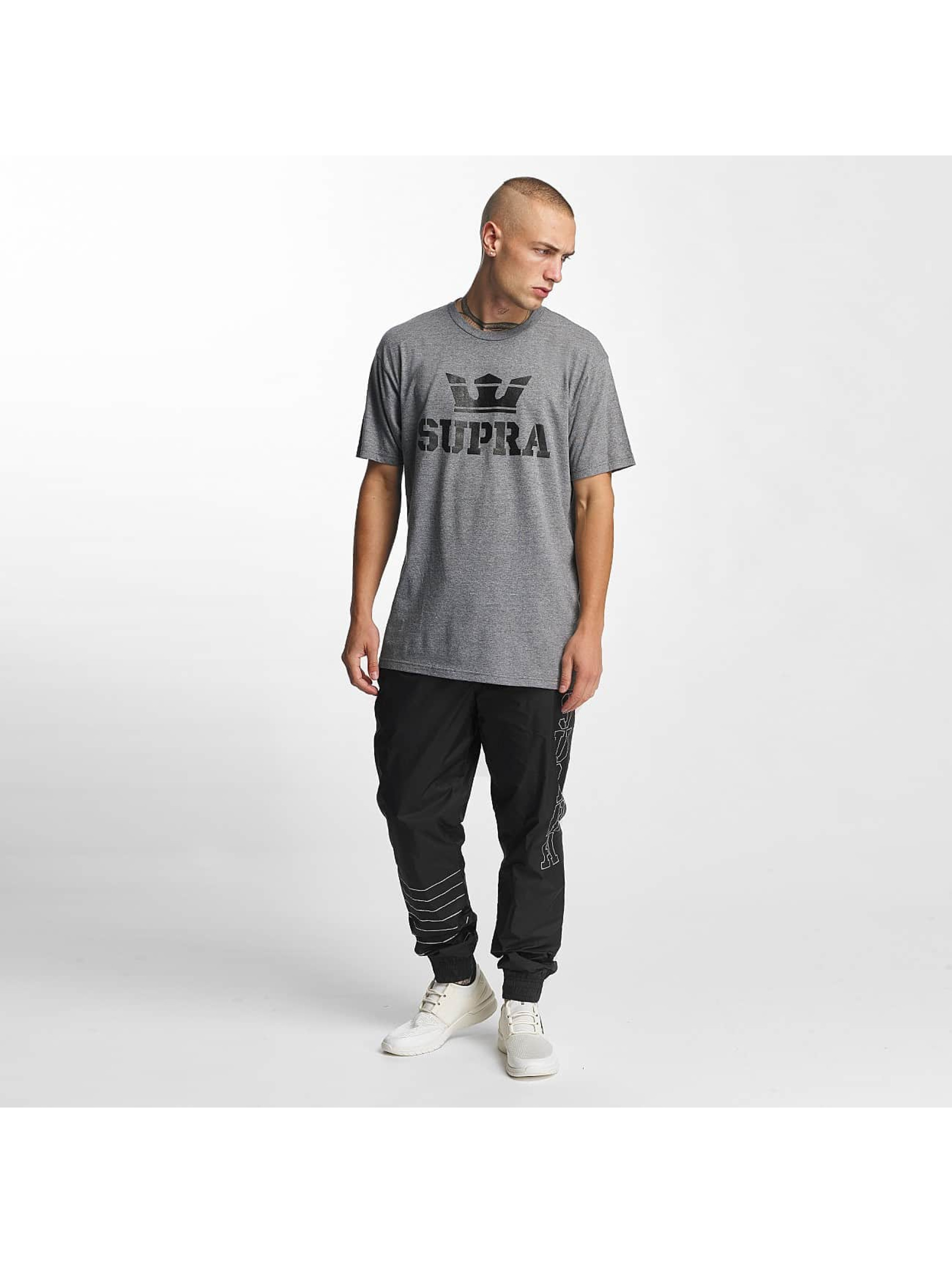 Supra T-Shirt Above grau