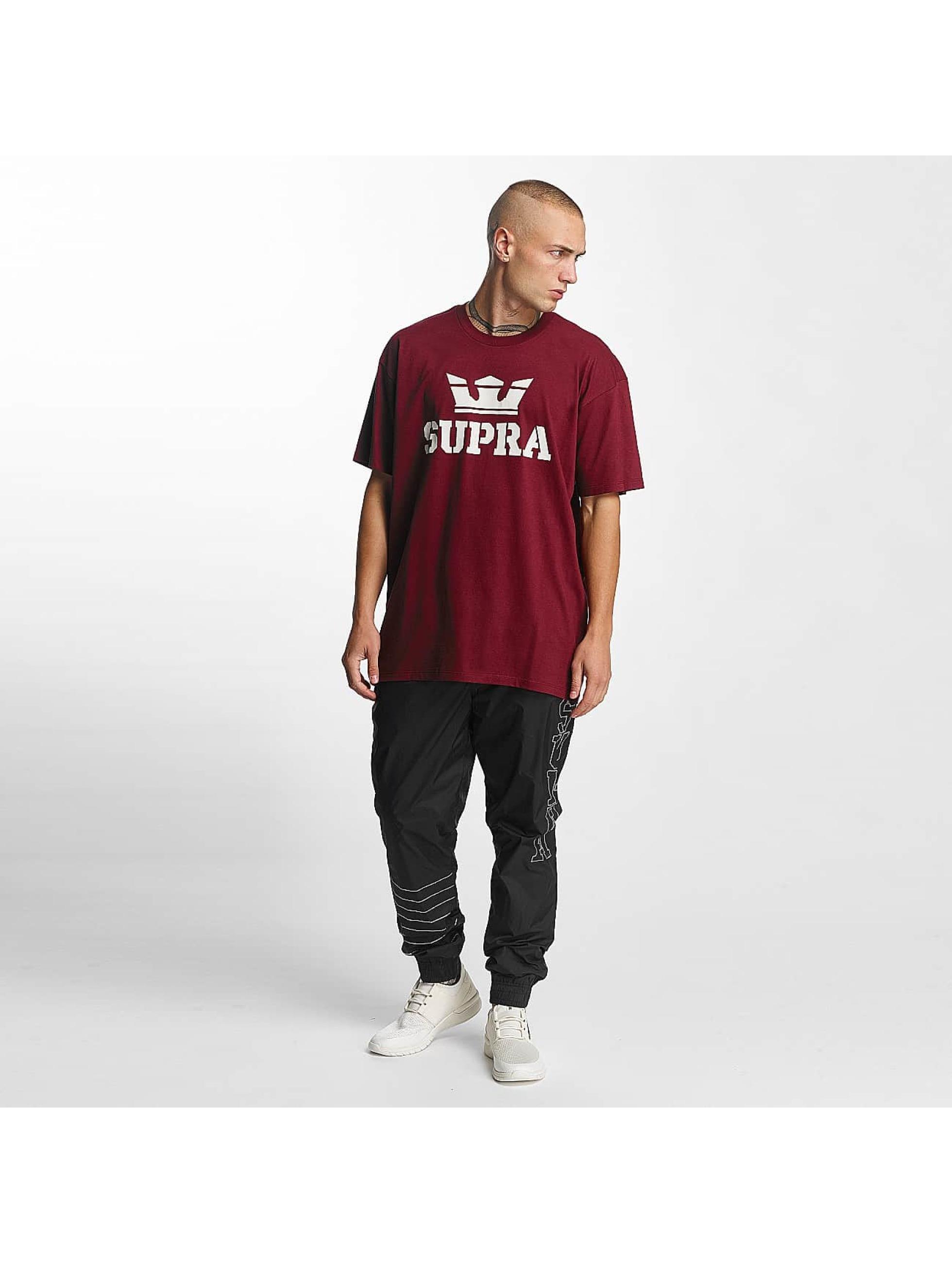 Supra T-Shirt Above rot