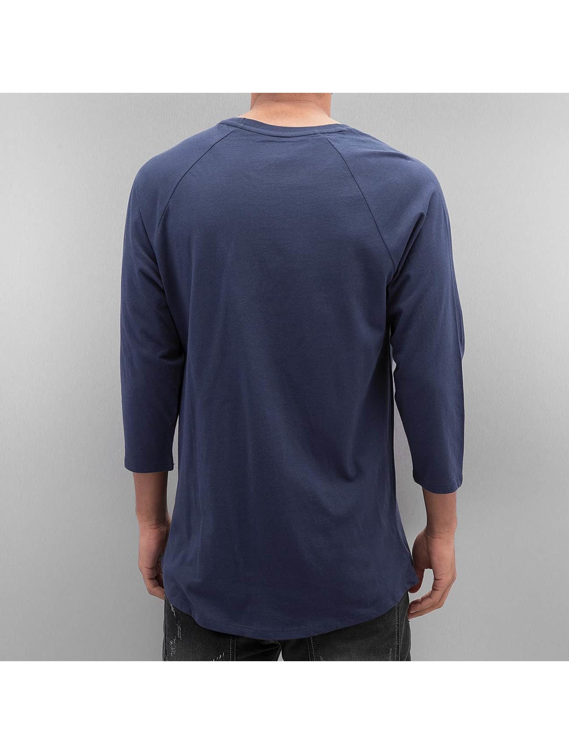 Supra Tričká dlhý rukáv International Prem modrá