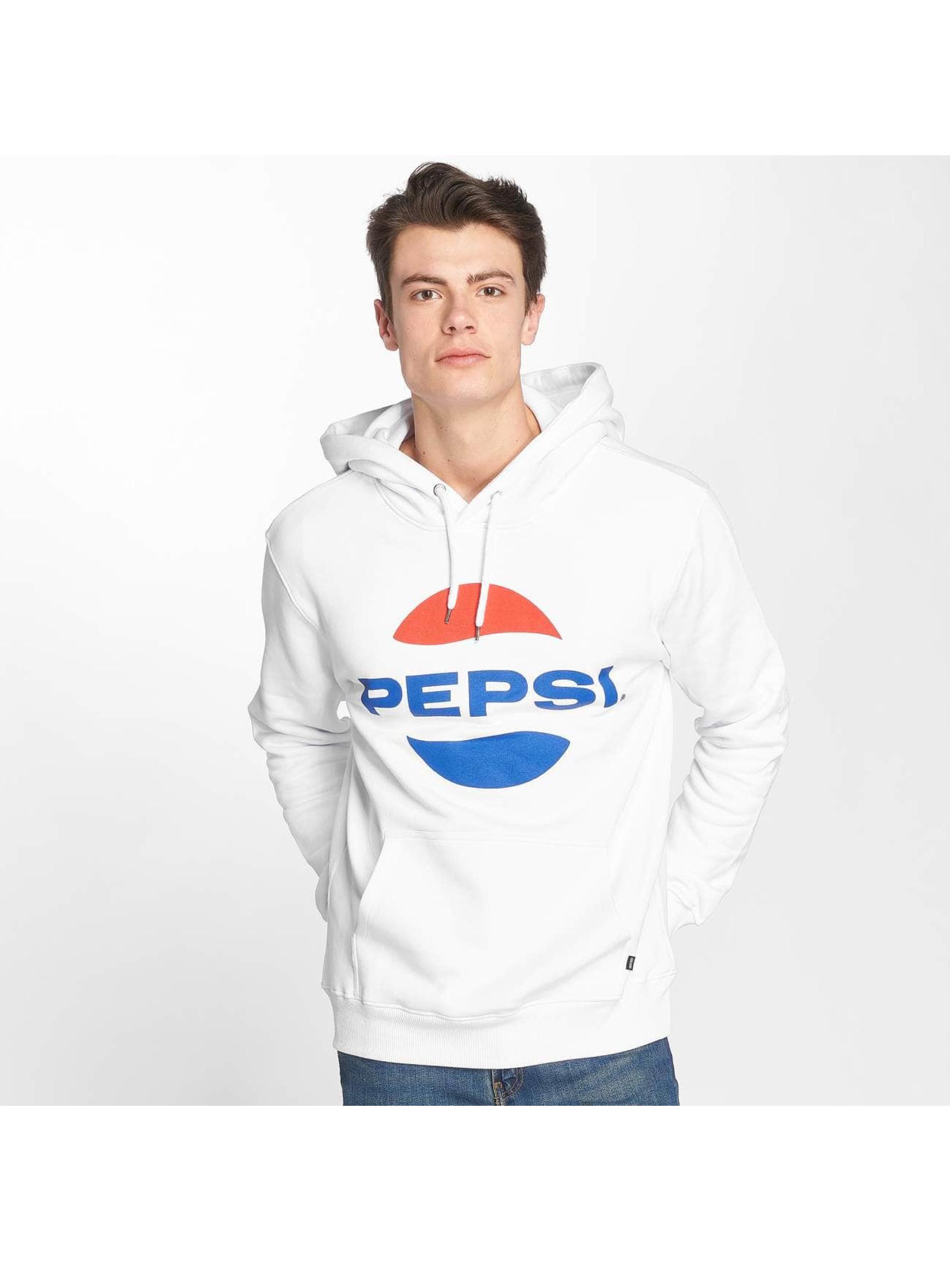 Sweet SKTBS Hettegensre Pepsi Logo hvit