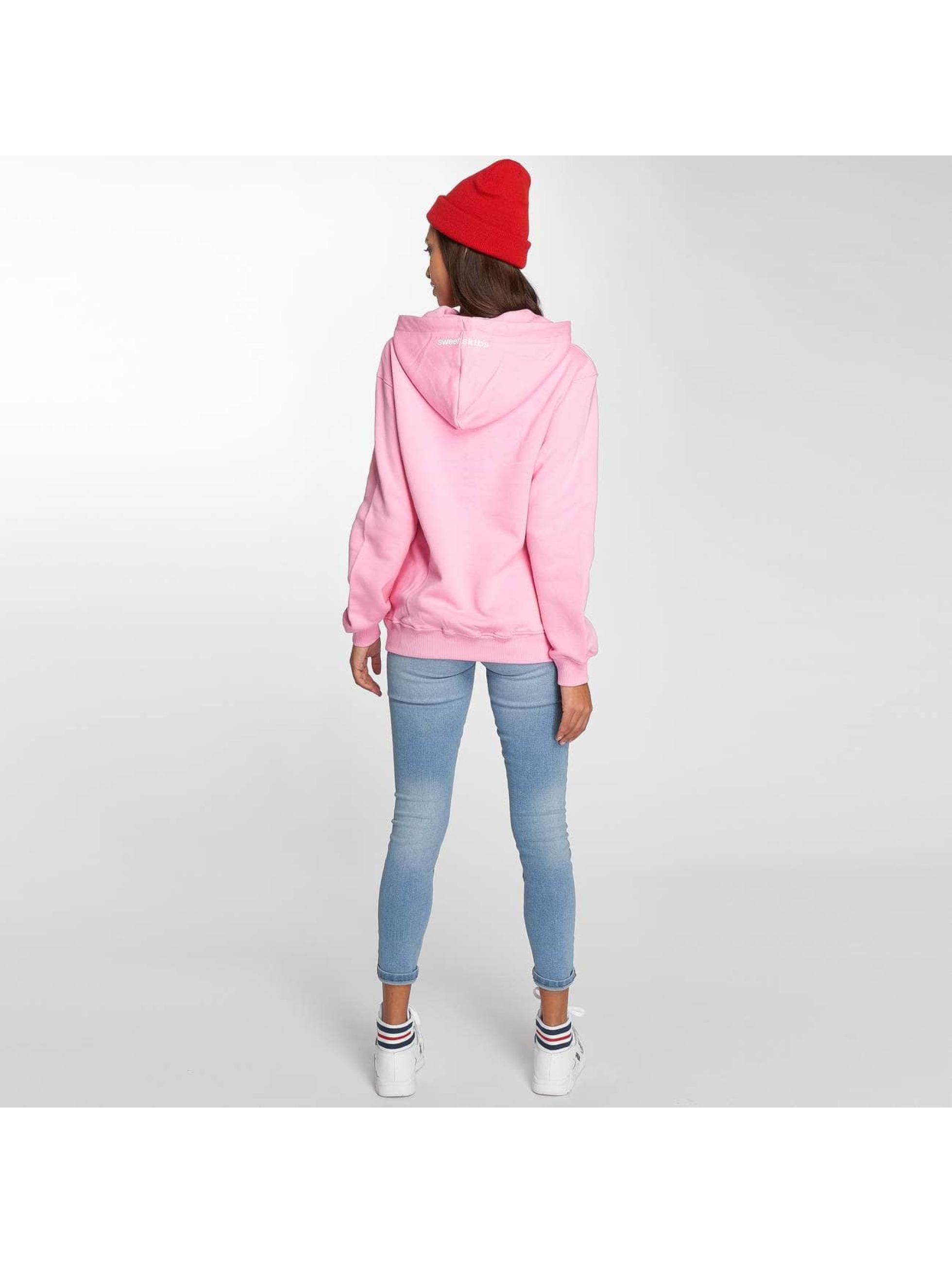 Sweet SKTBS Hoody Pepsi pink