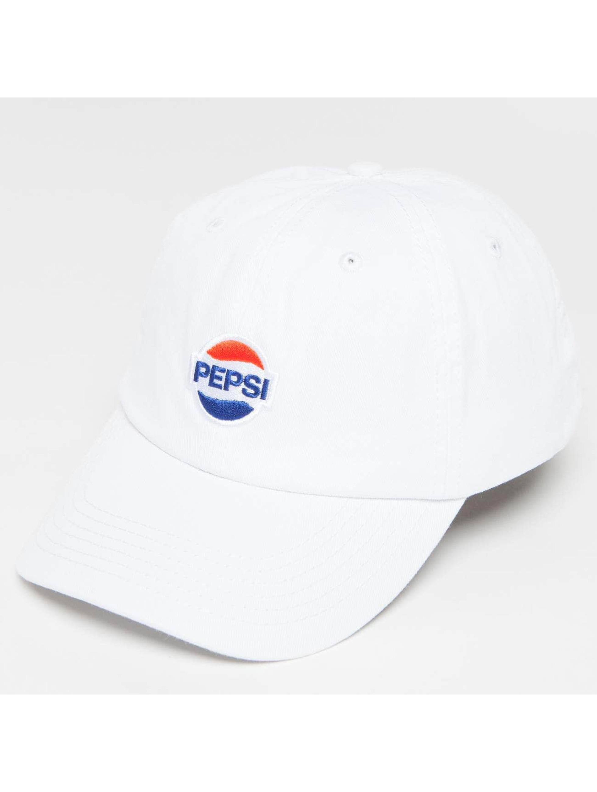Sweet SKTBS Snapback Cap Pepsi Gone Logo white