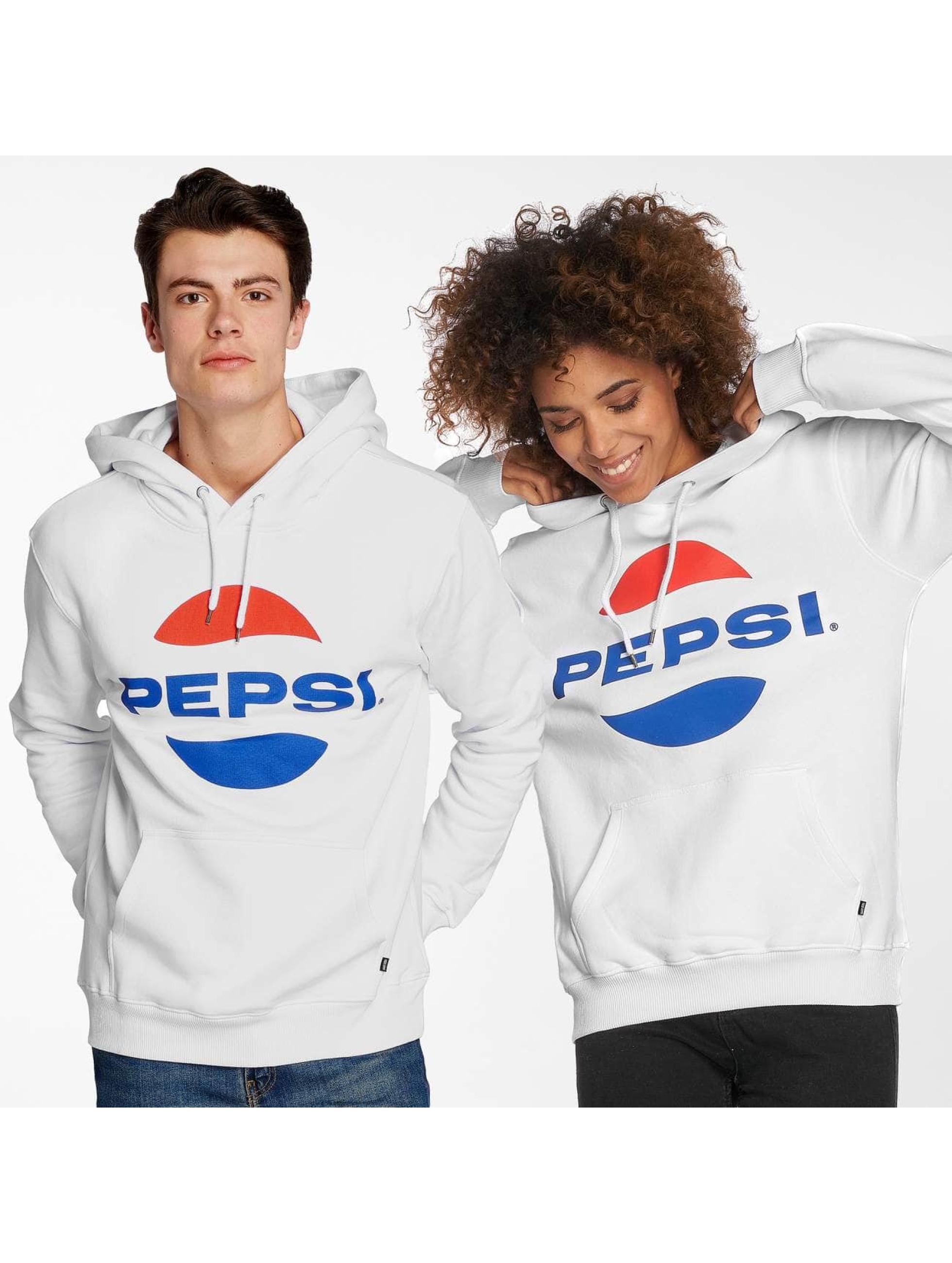 Sweet SKTBS Sweat capuche Pepsi Logo blanc