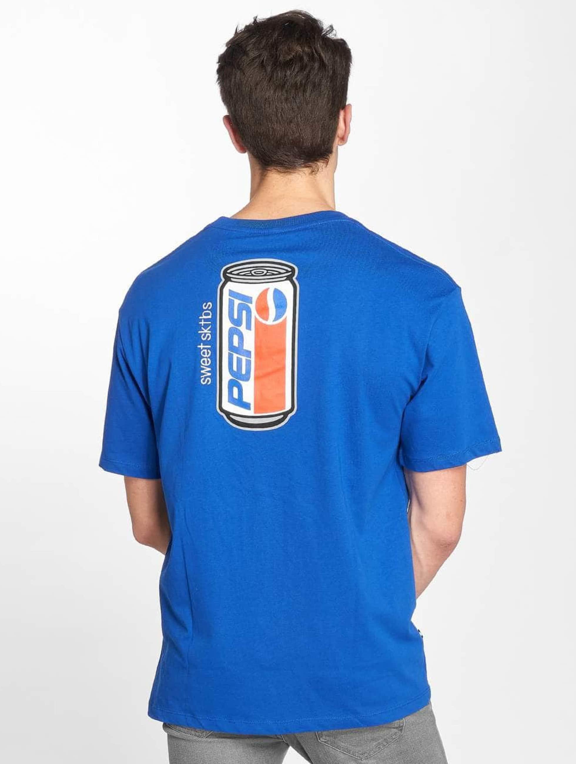Sweet SKTBS T-Shirt Pepsi Can blue