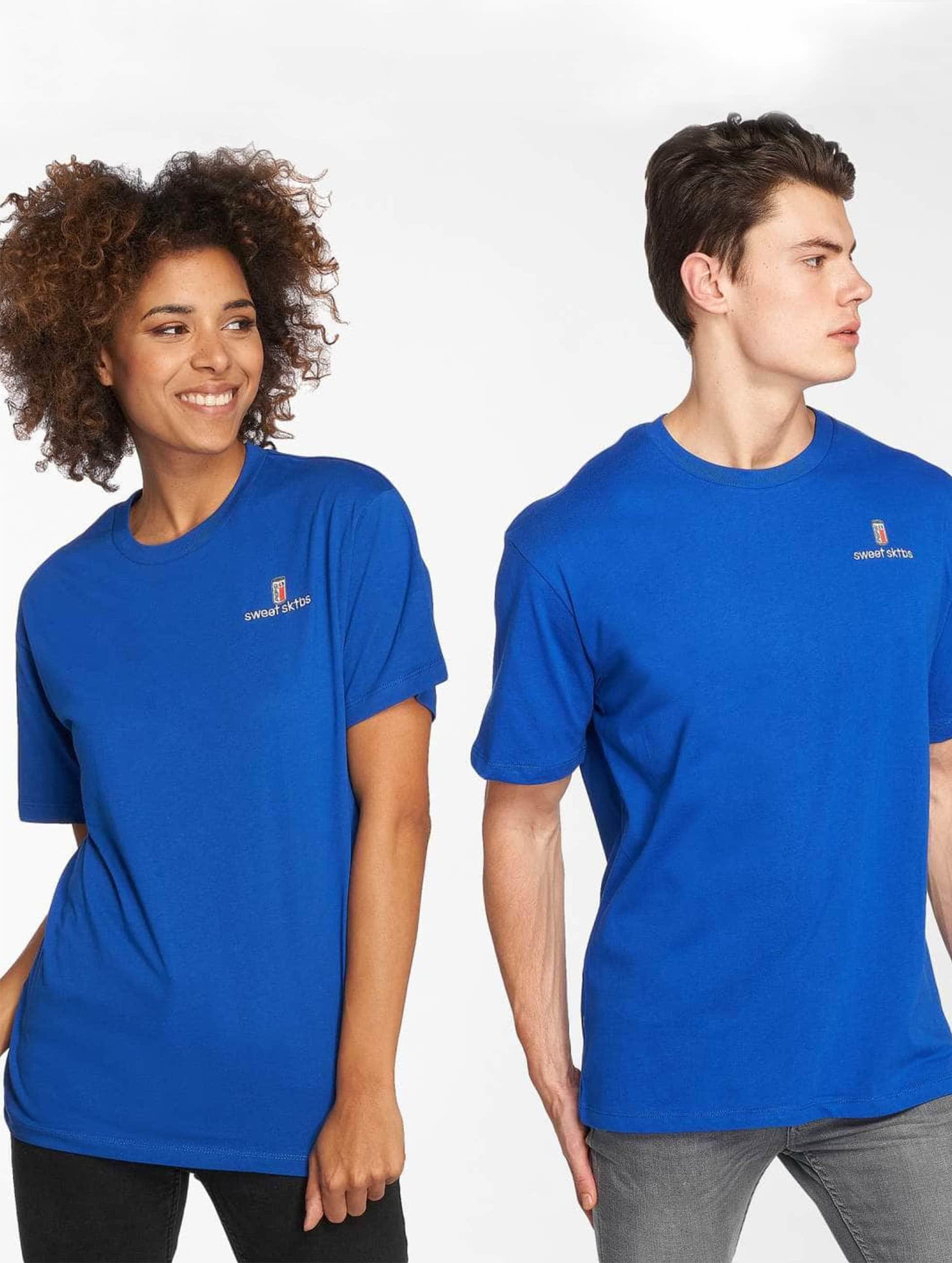 Sweet SKTBS T-Shirty Pepsi Can niebieski