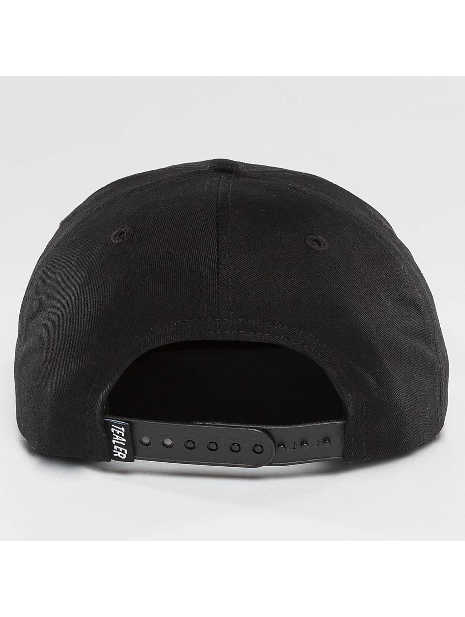 Tealer 5 Panel Cap Independent black