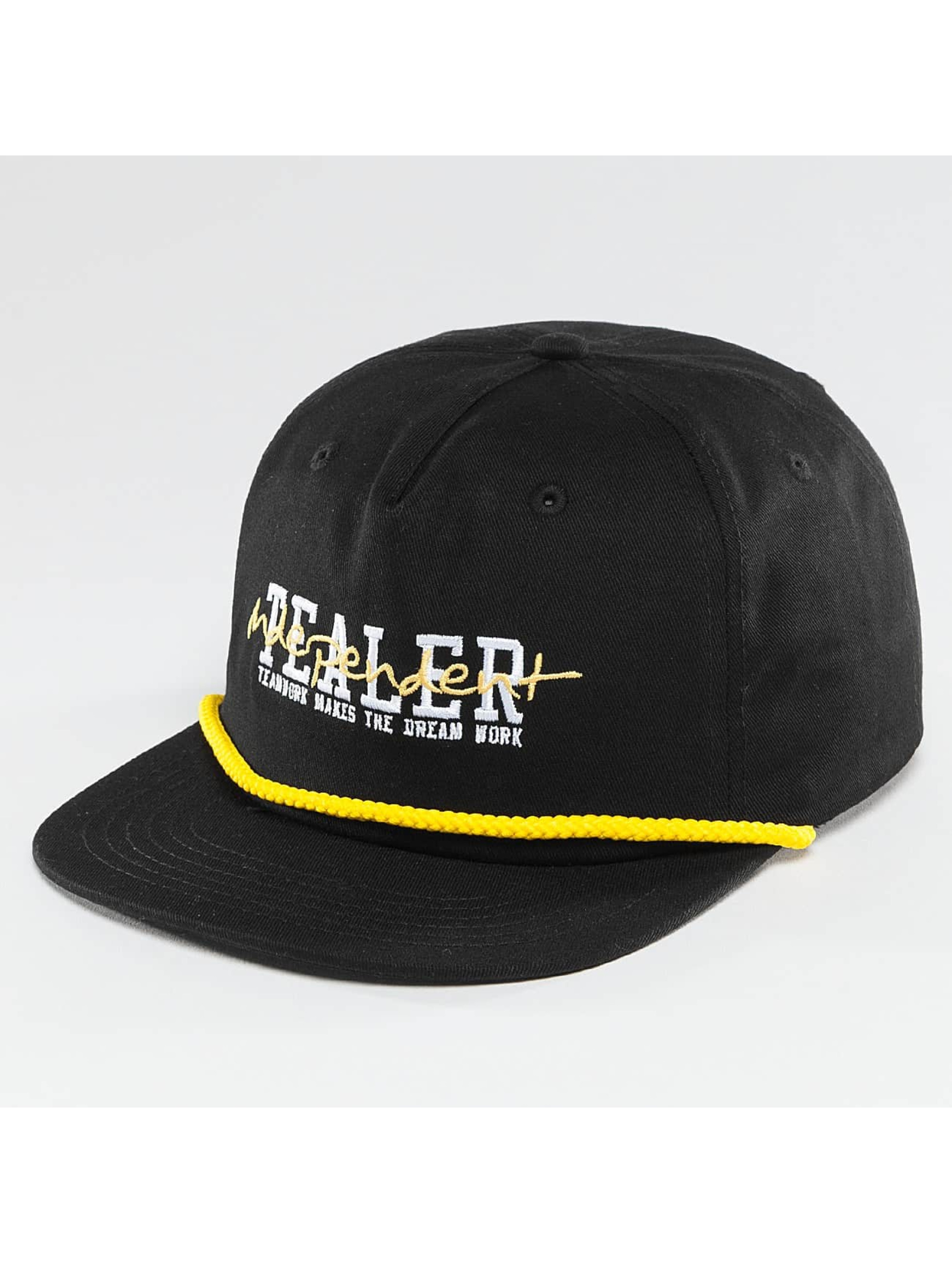 Tealer 5 Panel Caps Independent черный