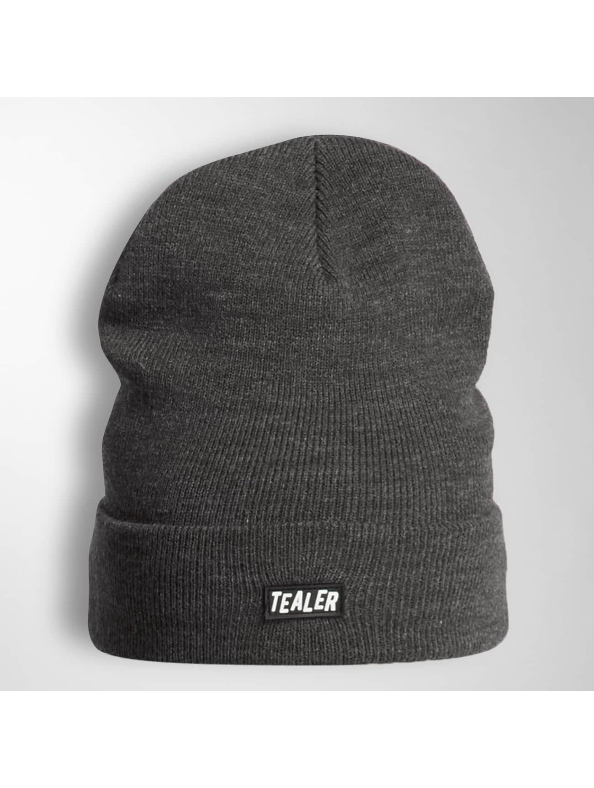 Tealer Hat-1 PVC Patch gray