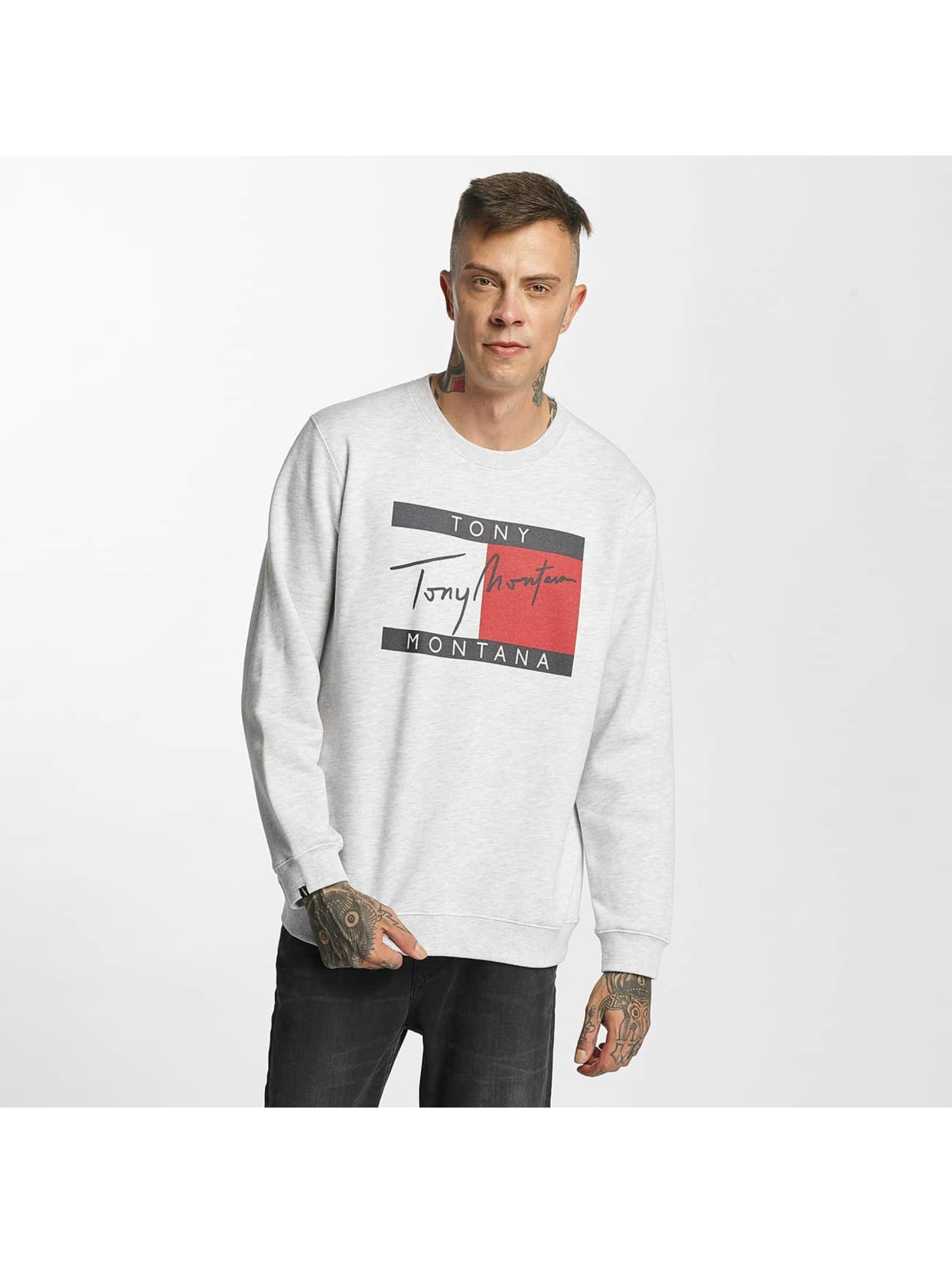 Tealer Jumper Tony Montana grey