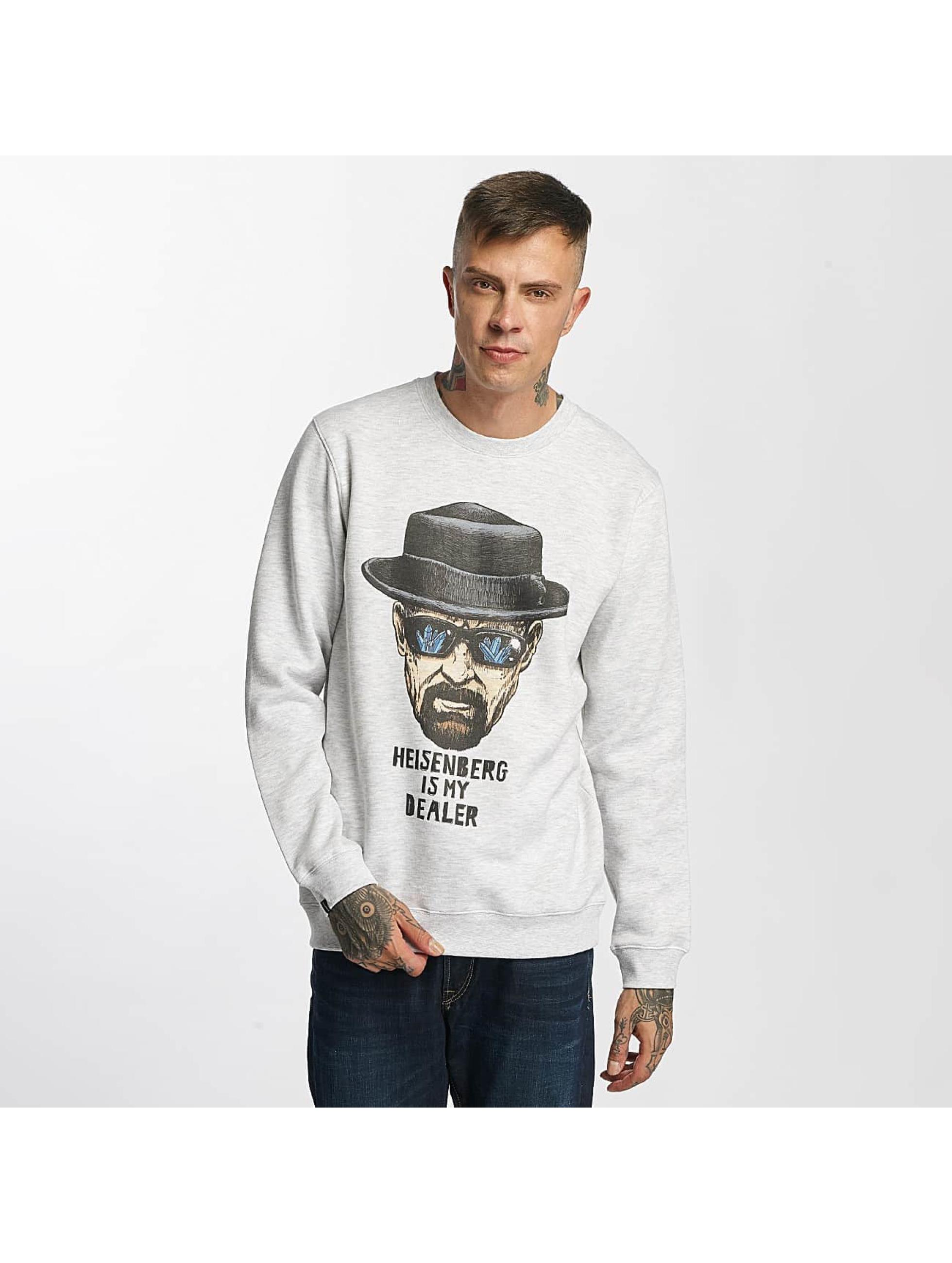Tealer Swetry My Dealer szary