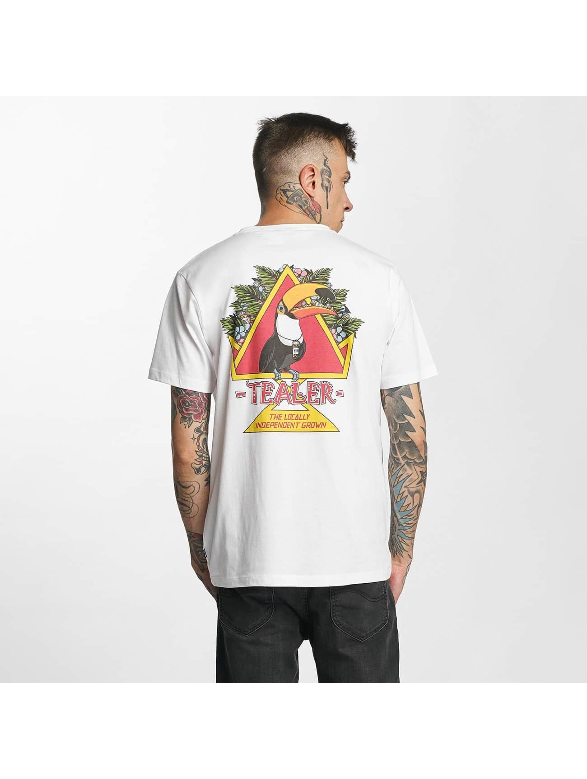 Tealer T-Shirt Toucan white
