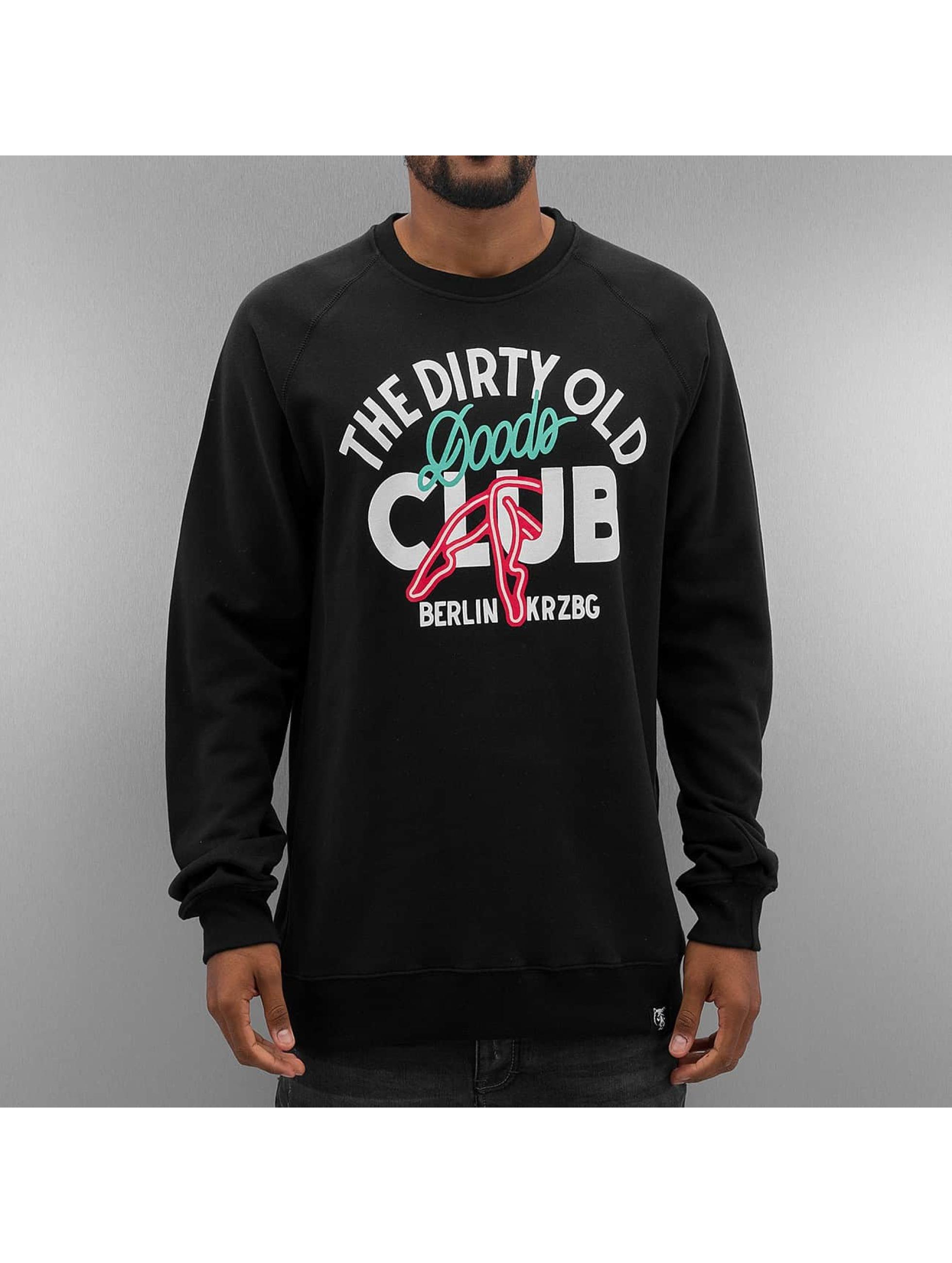 The Dudes Пуловер Dirty Doods черный