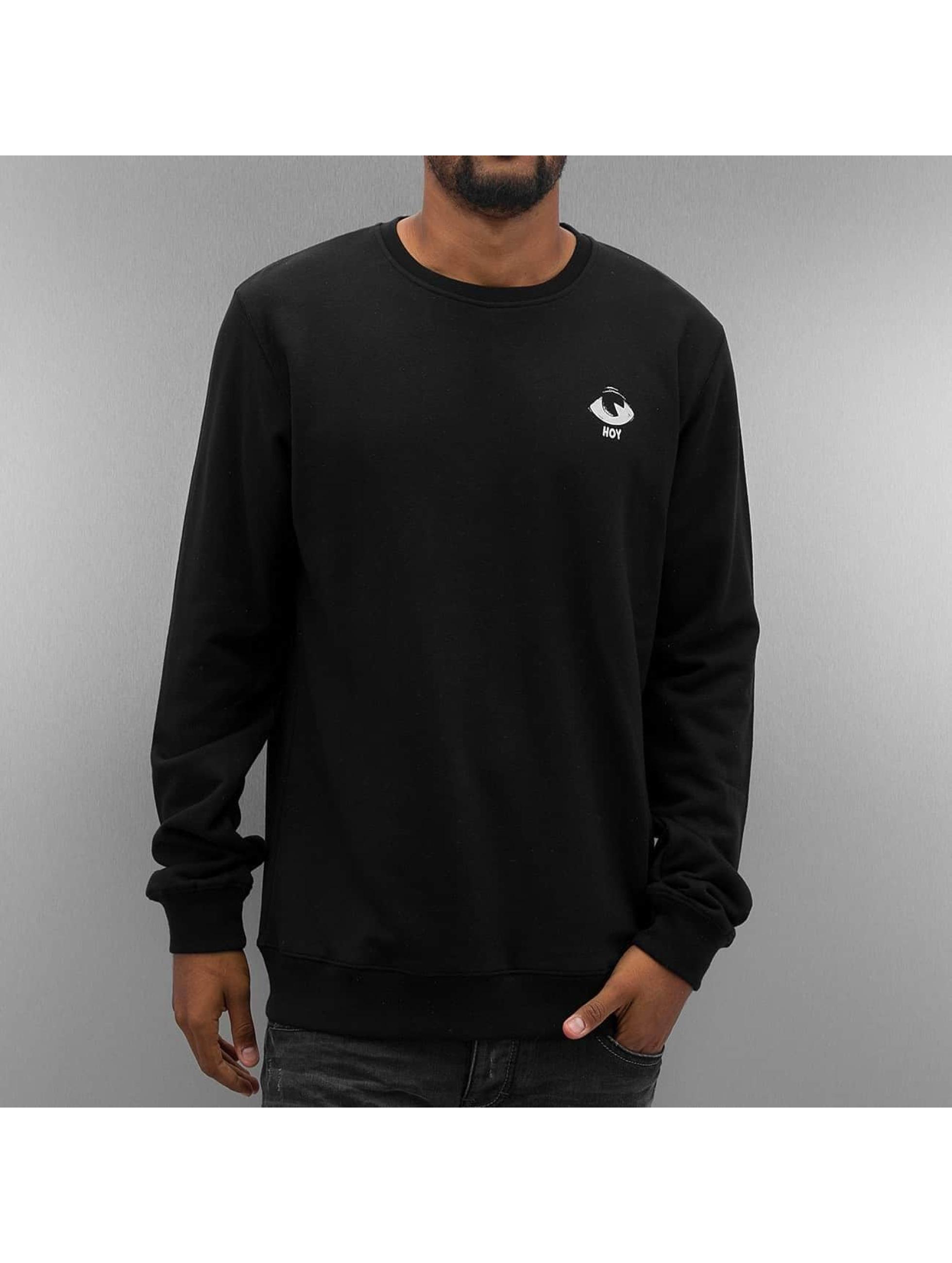 The Dudes Пуловер Fack Off черный