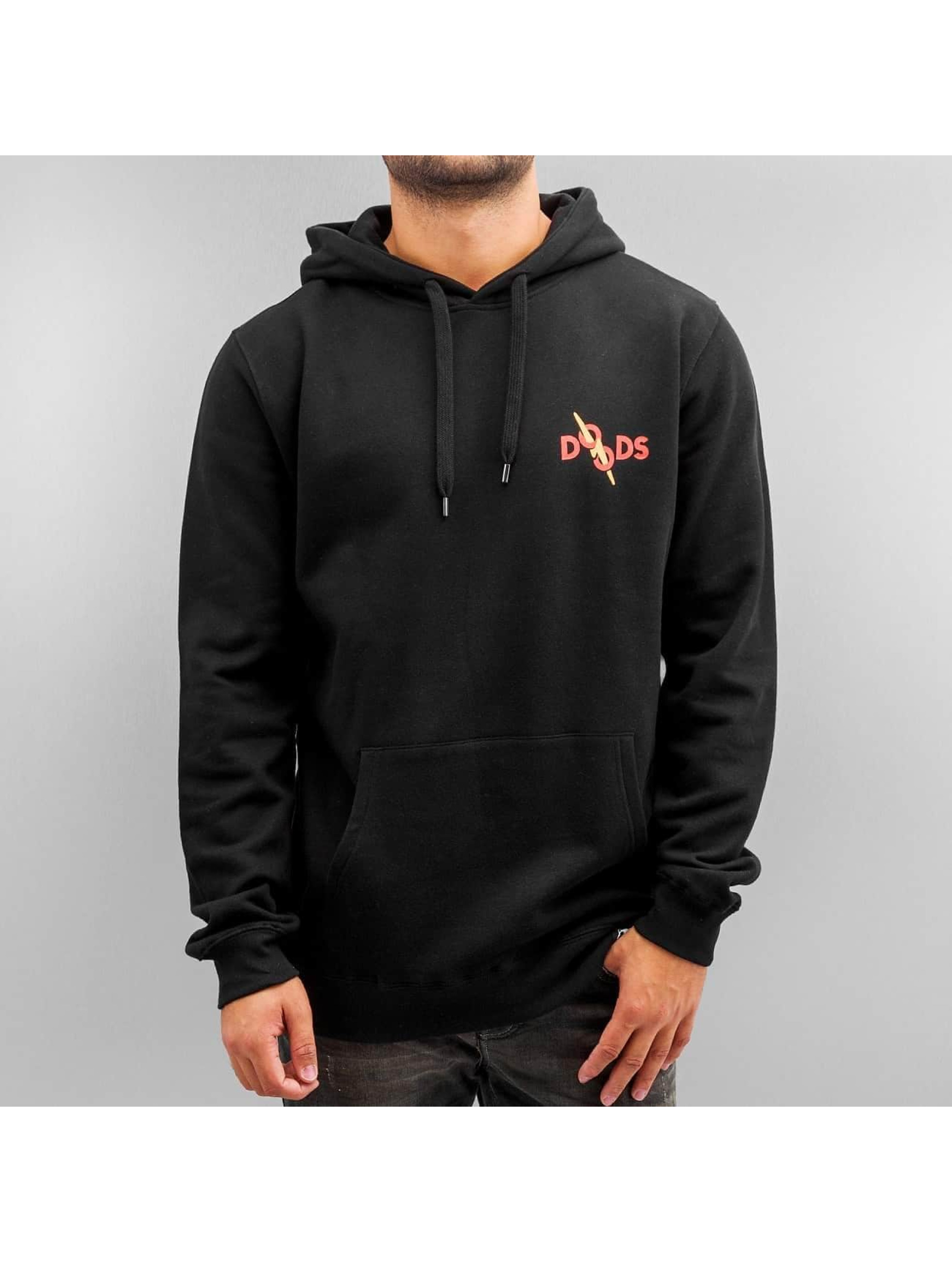 The Dudes Hoody Chilli Cheese schwarz
