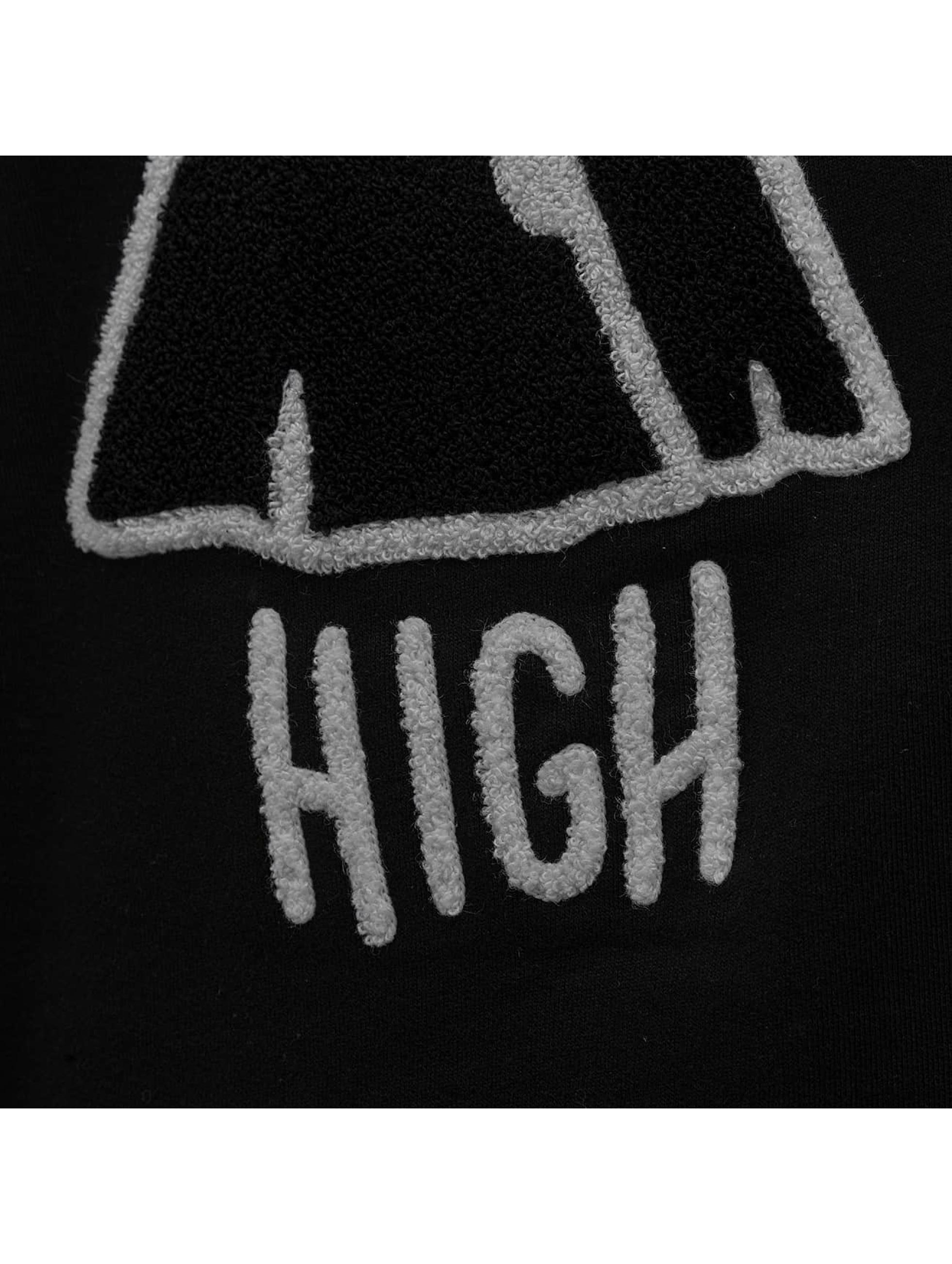 The Dudes Pullover High schwarz