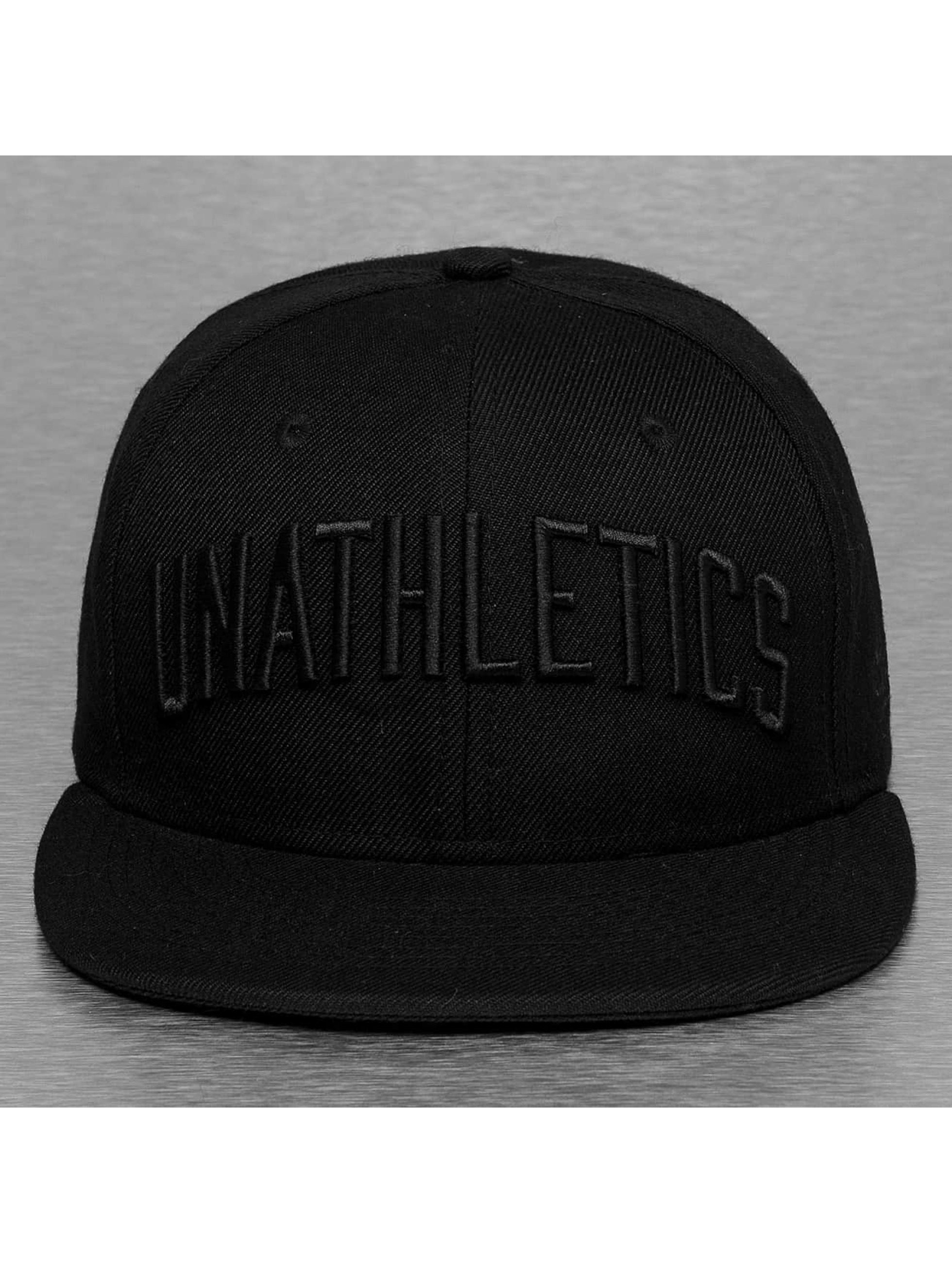 The Dudes snapback cap Unathletics zwart