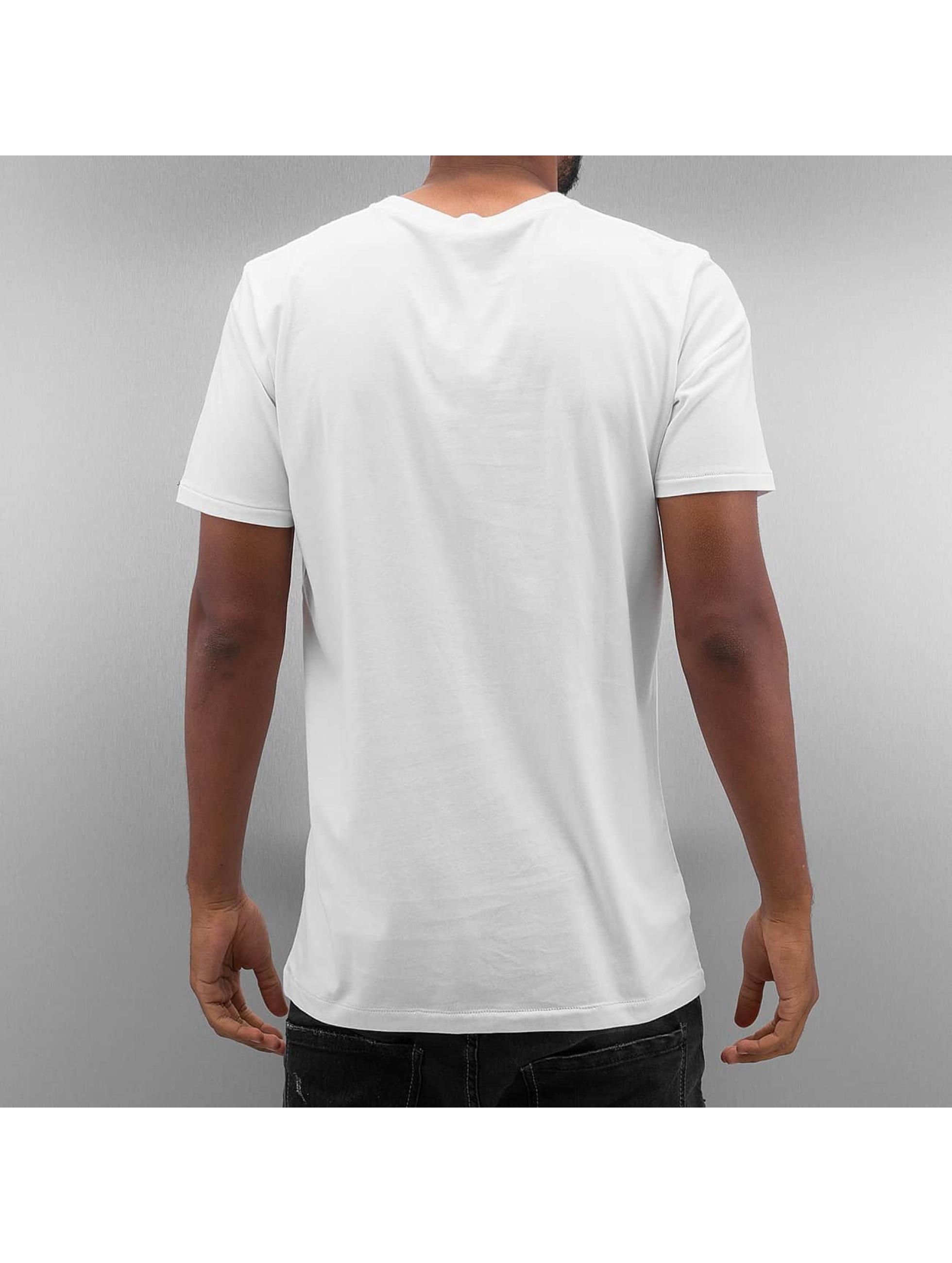 The Dudes T-paidat Last Resort valkoinen