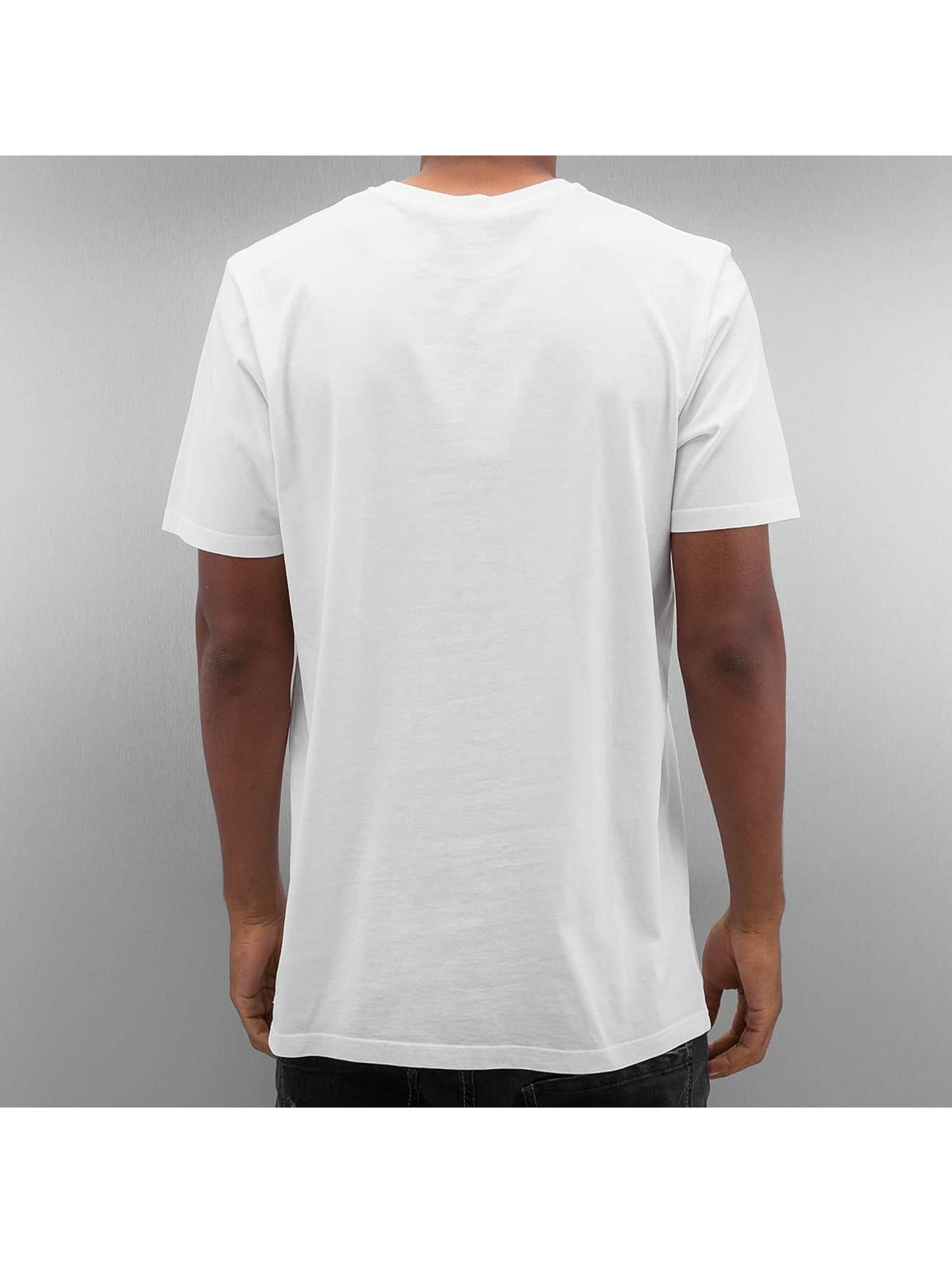 The Dudes T-Shirt Captain blanc