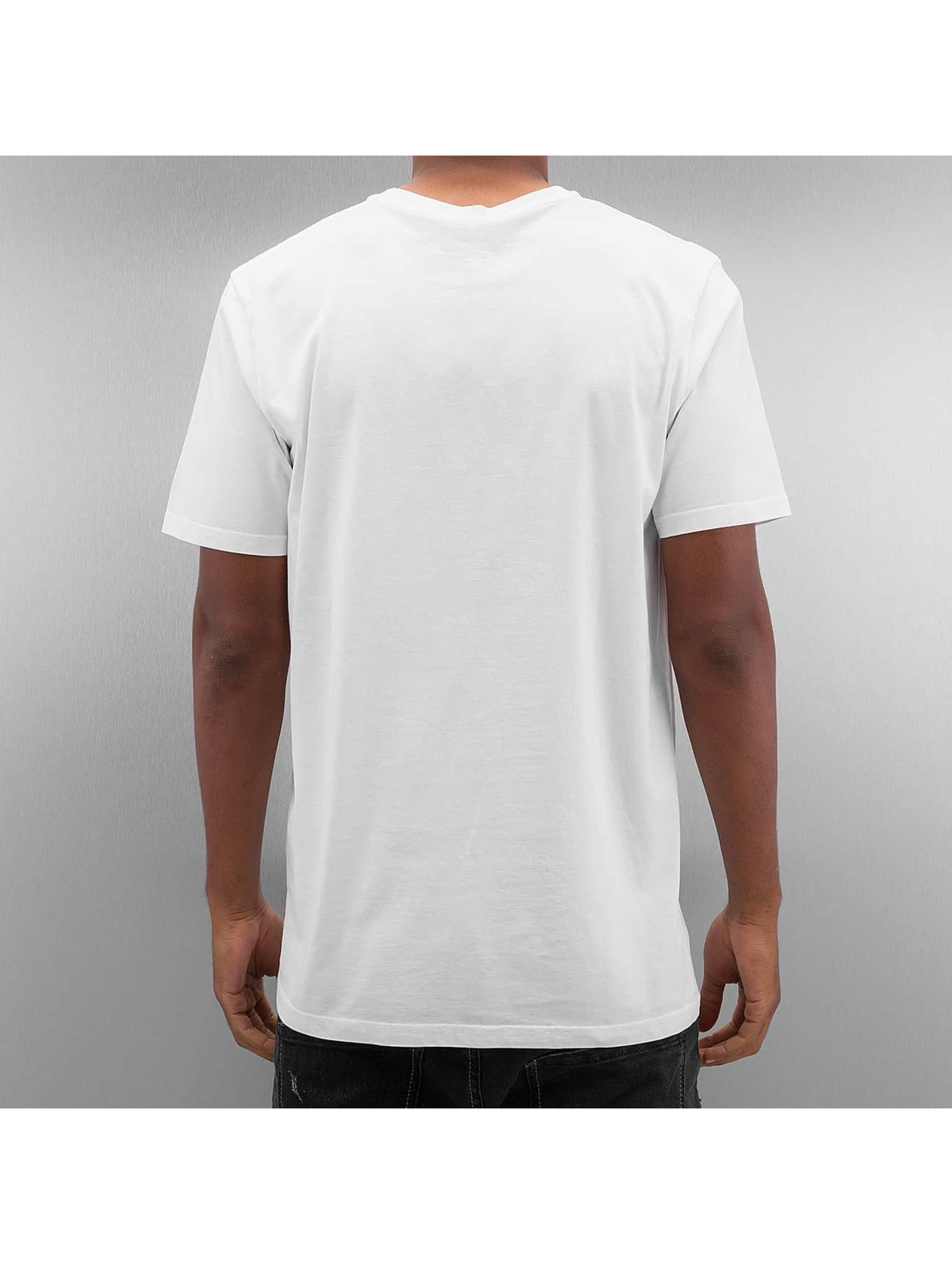 The Dudes T-Shirt Viandardes blanc