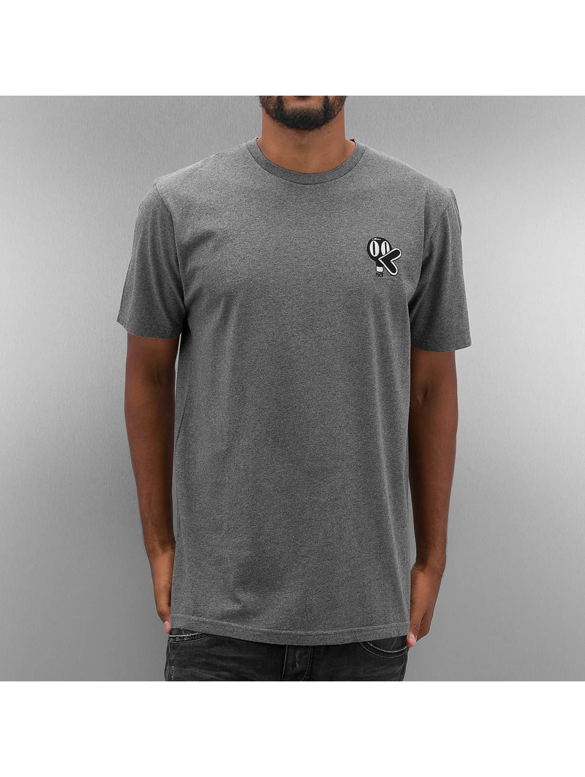 The Dudes T-Shirt Duck grey