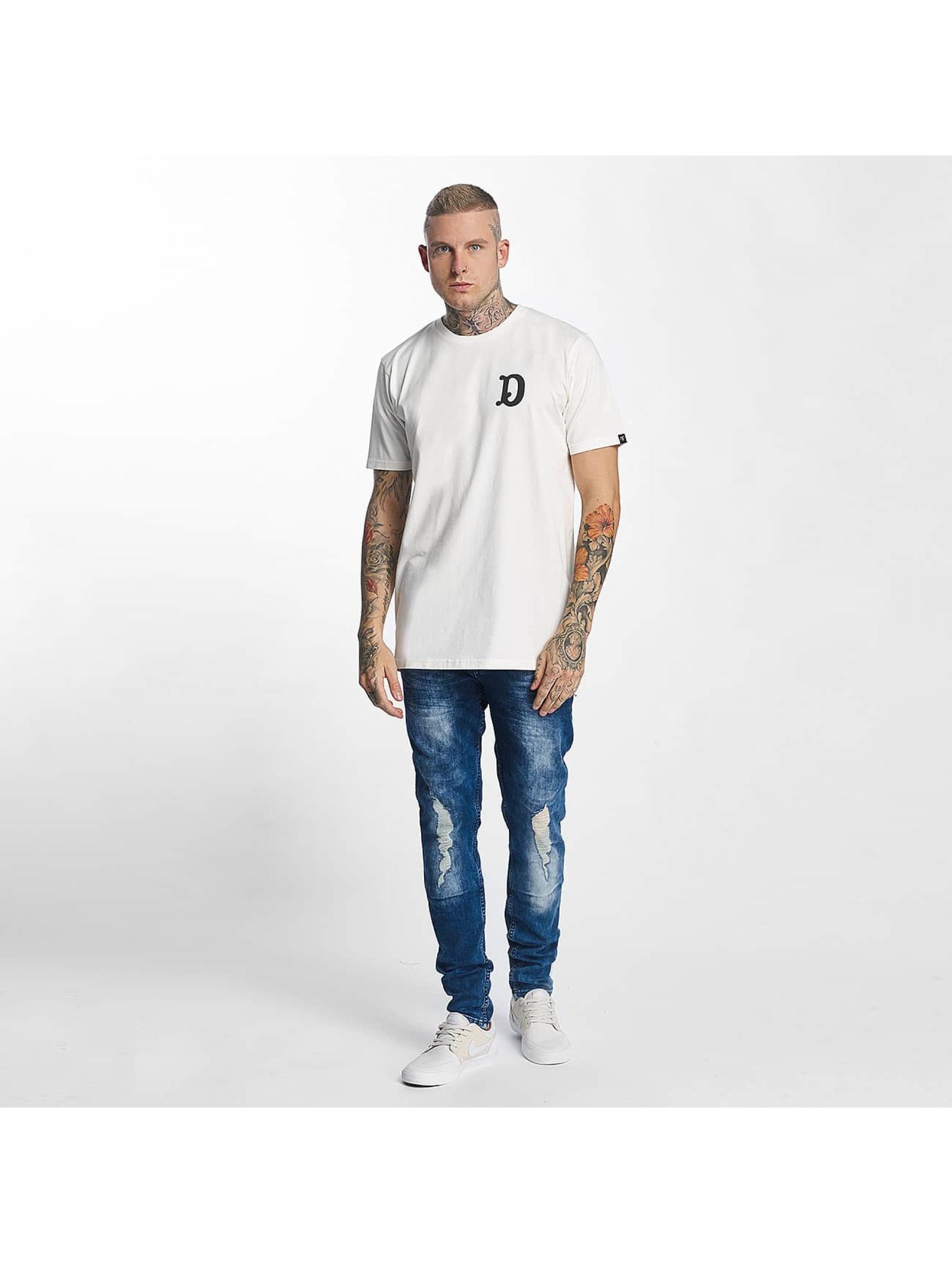 The Dudes t-shirt D wit
