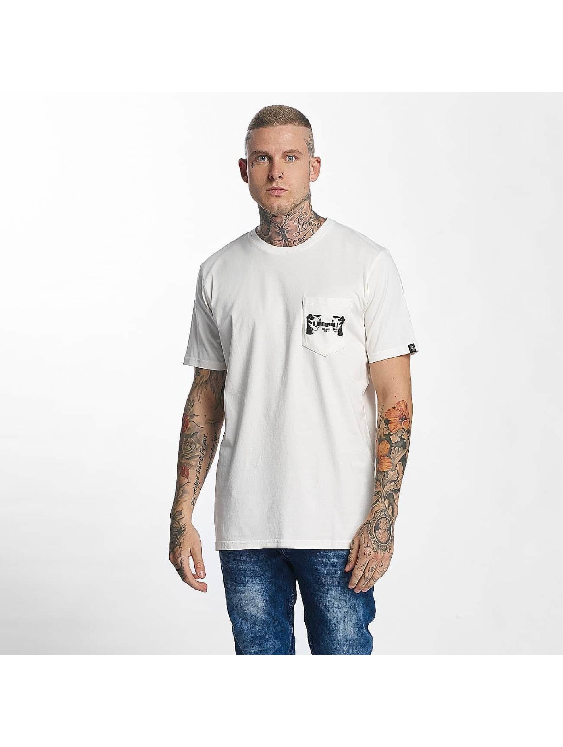 The Dudes t-shirt Foe wit