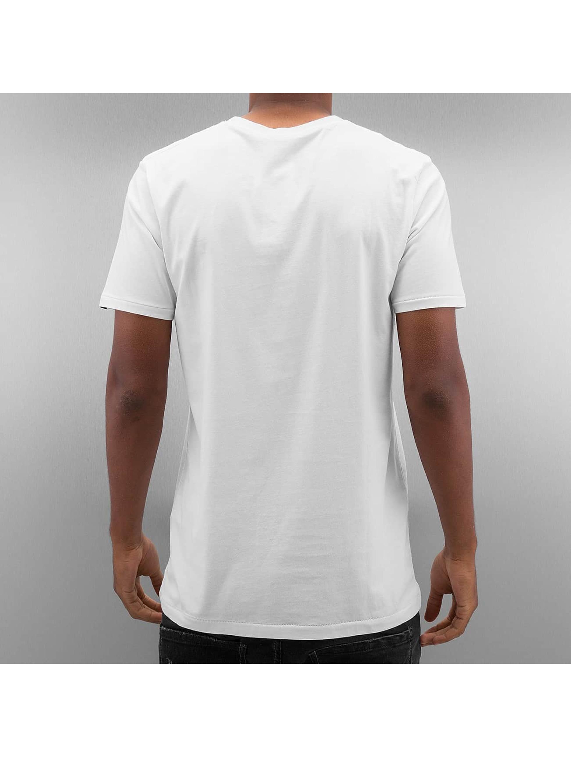 The Dudes T-skjorter Bad Dood hvit