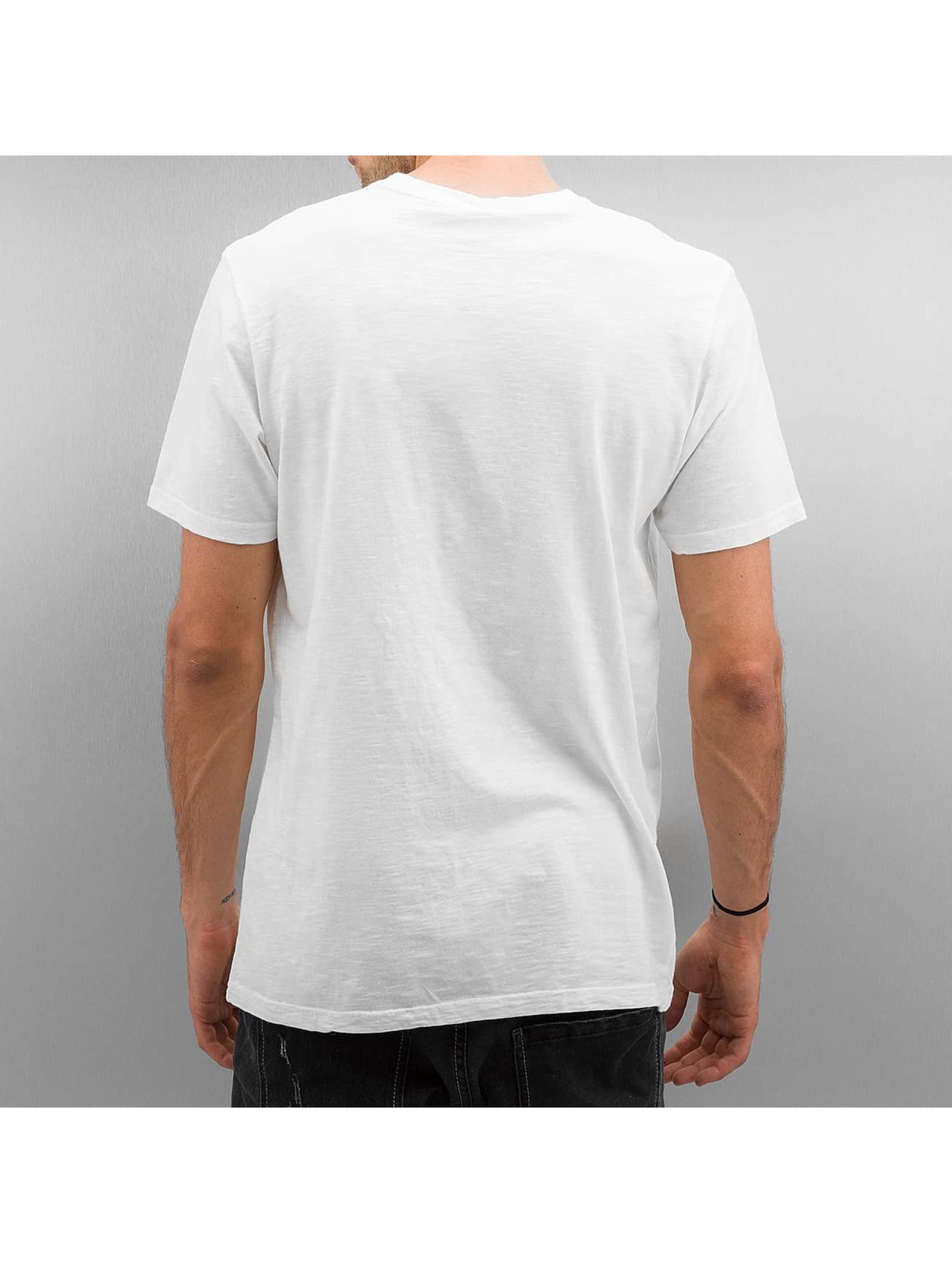 The Dudes T-skjorter Beef hvit