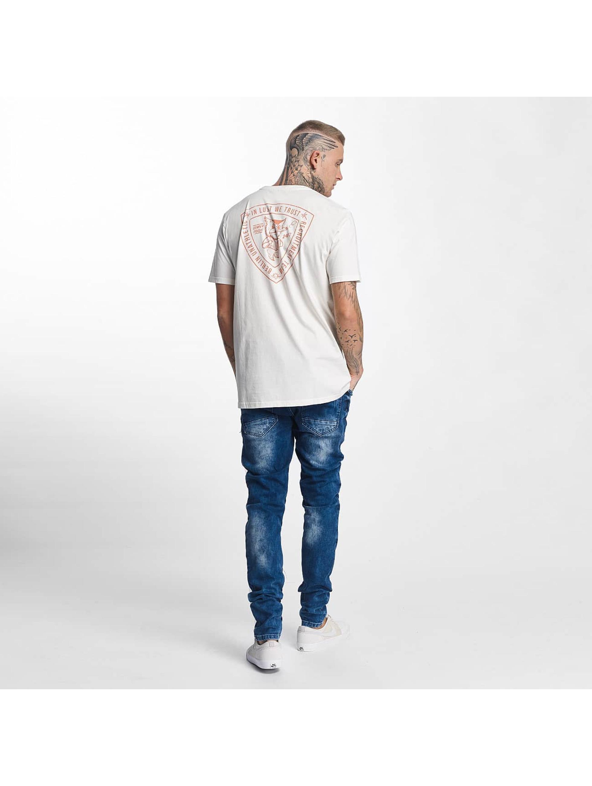 The Dudes T-skjorter Recruiter hvit